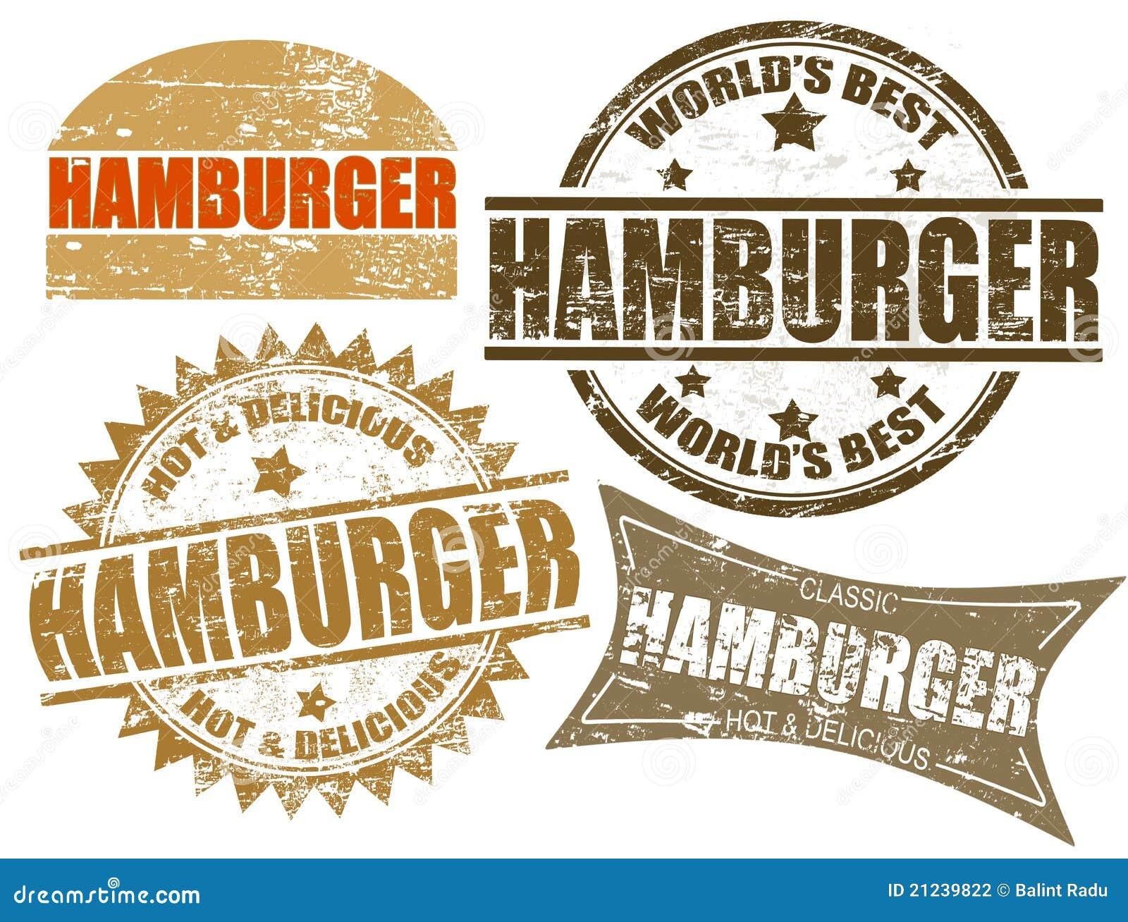 Selo do Hamburger