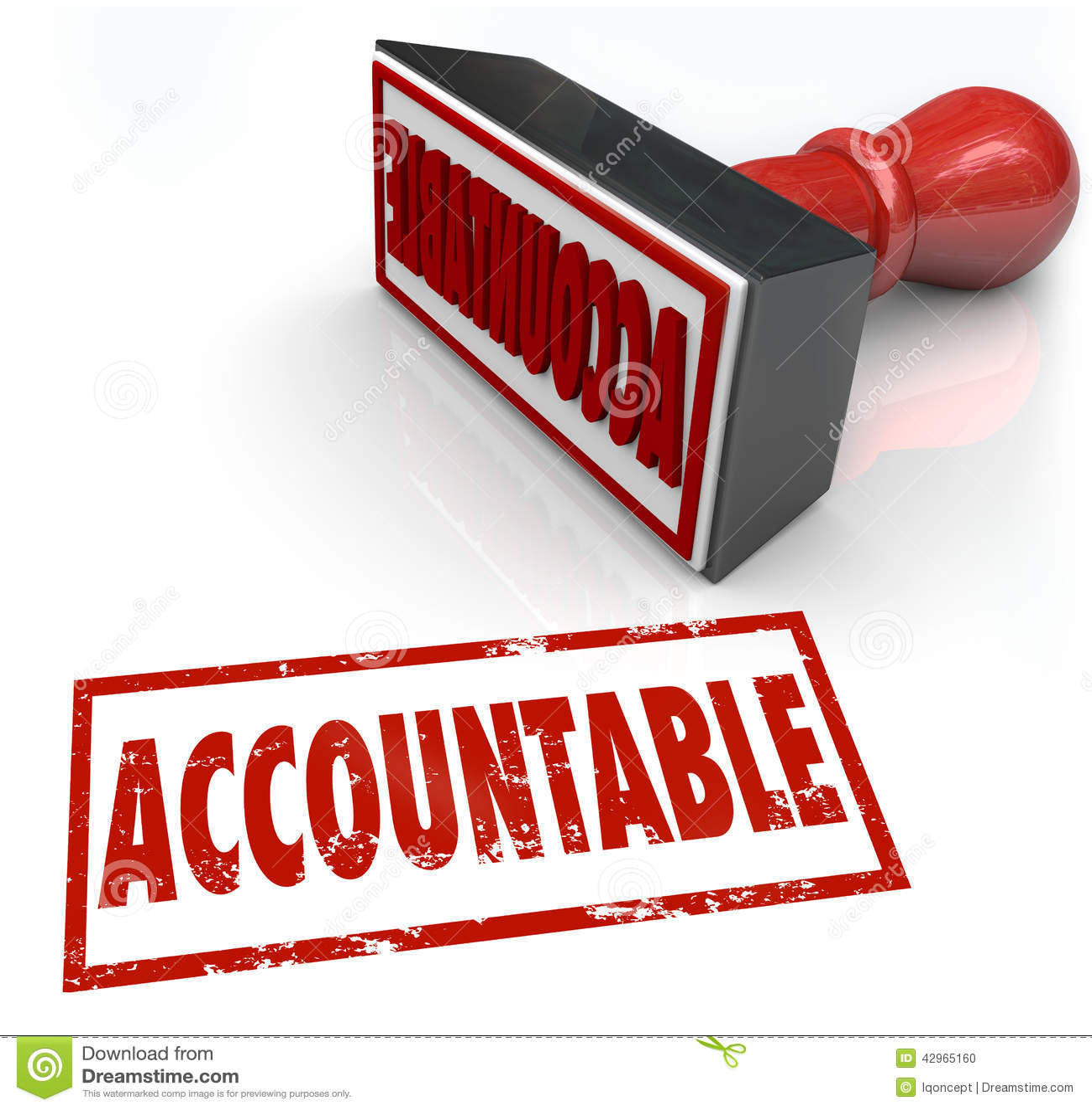 Selo responsável que atribui a culpa do crédito da responsabilidade