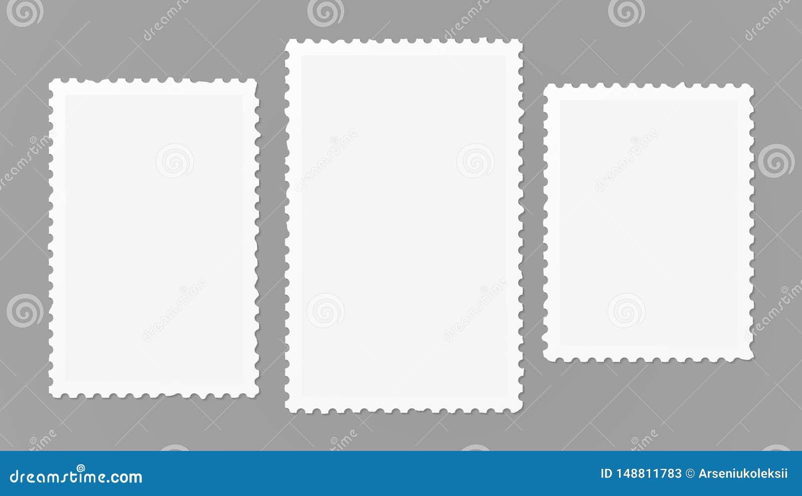 Selos postais ásperos