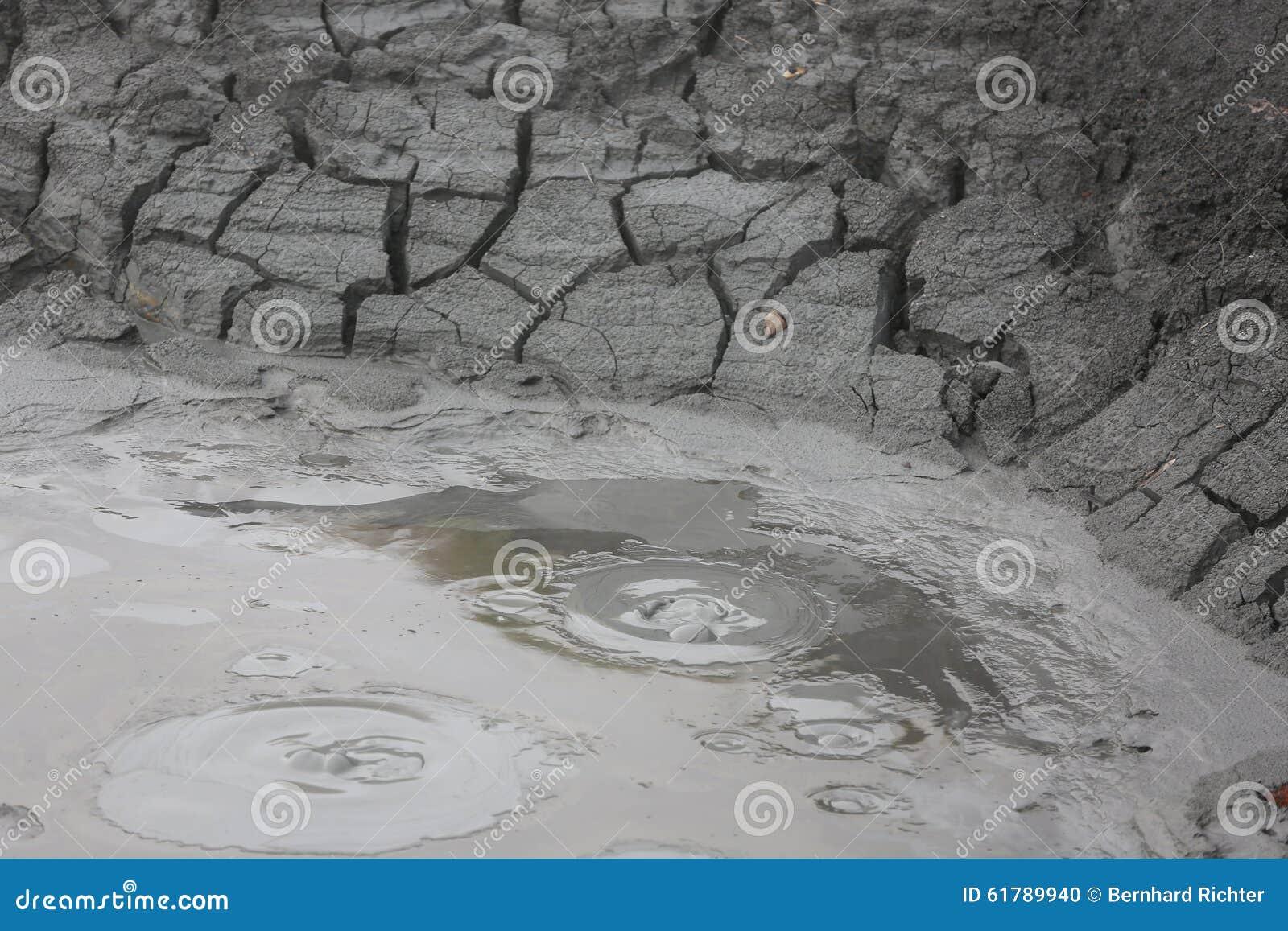 Seltun geotermiczny teren