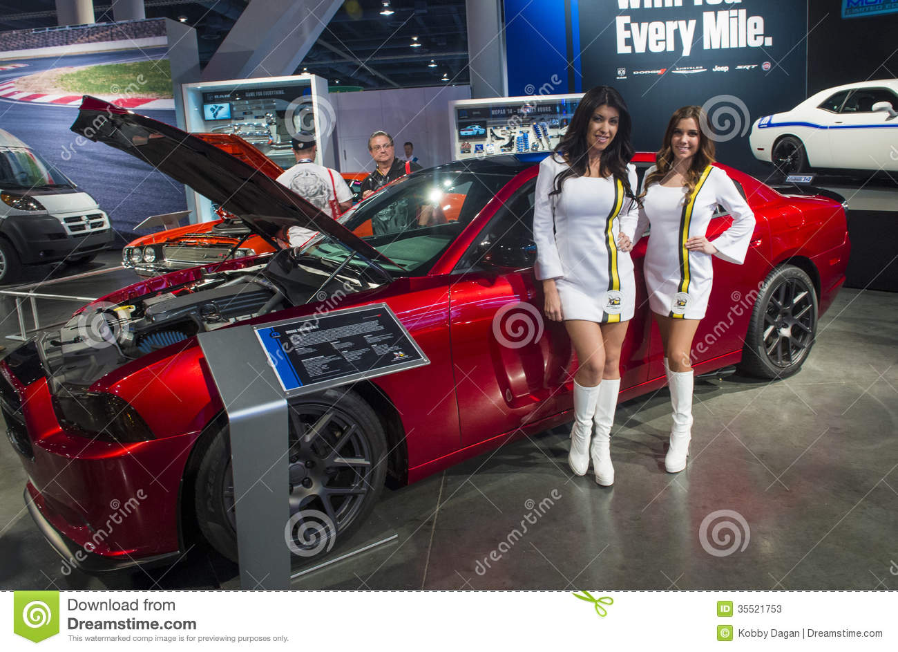 Sema car show 2013 editorial stock photo image of for Pool show las vegas november