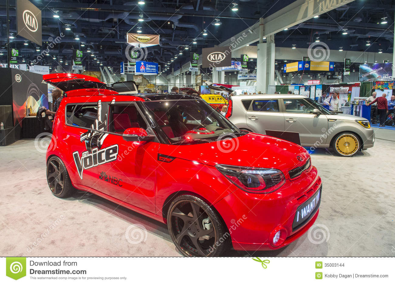 Sema car show 2013 editorial stock image image of trade for Pool show las vegas november