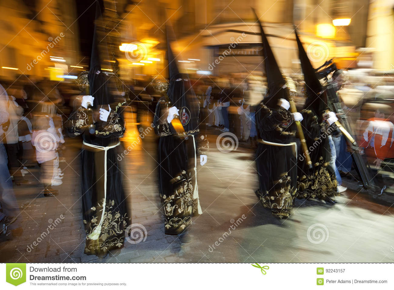 Semana Santa Fiesta editorial photo. Image of city ... |Semana Santa Fiesta