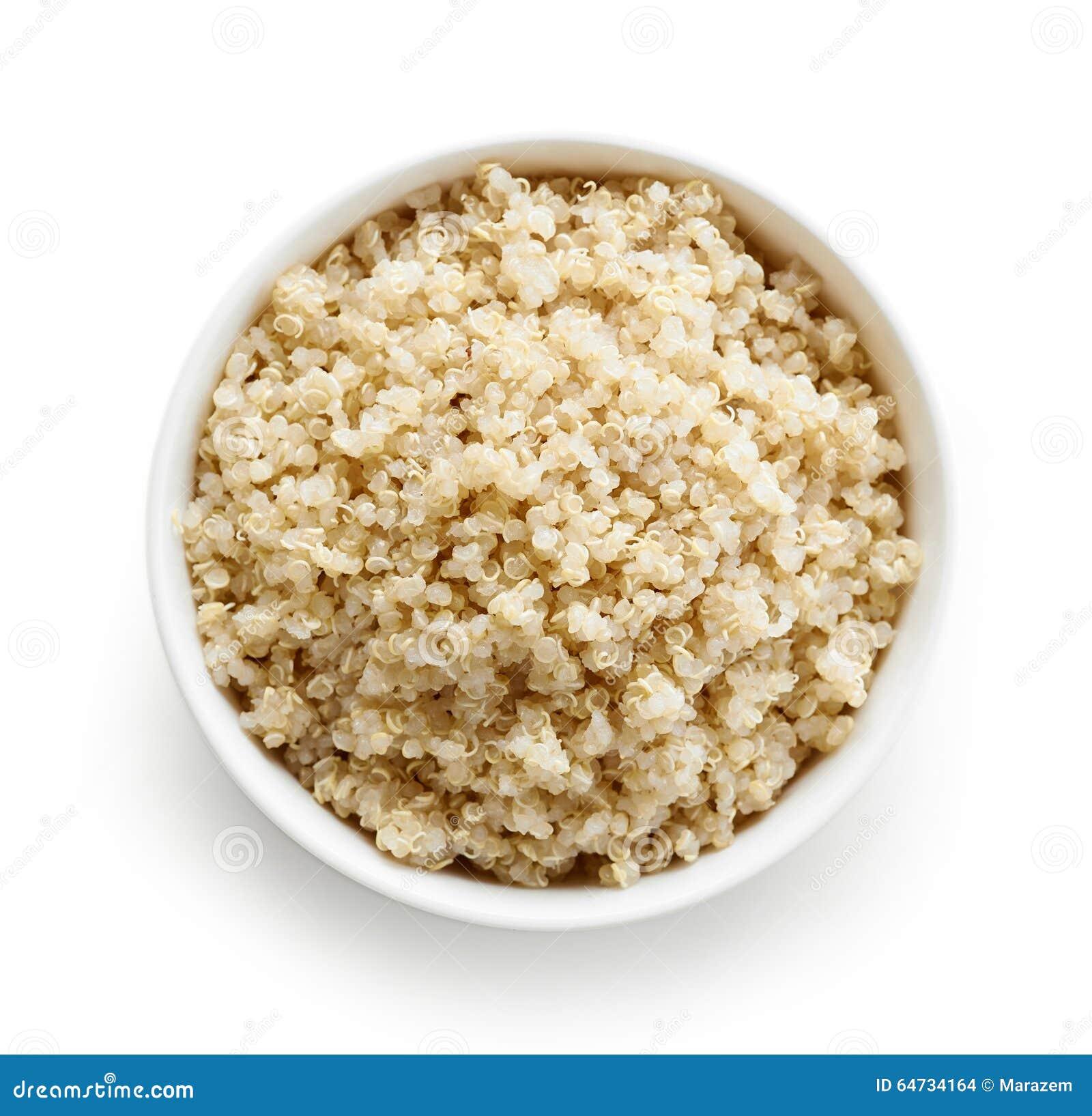 Semi bolliti della quinoa