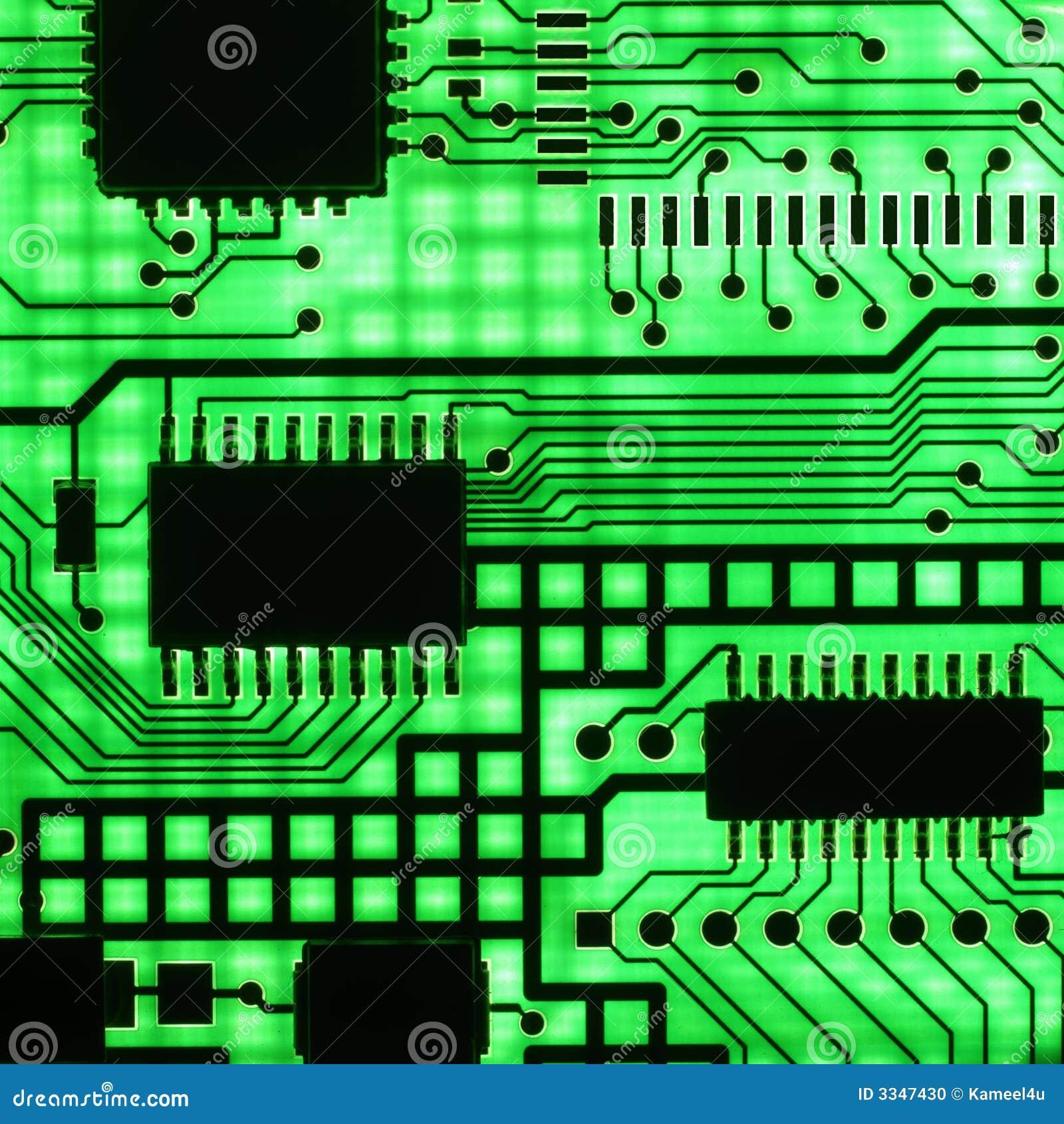 Semi-conducteur électronique