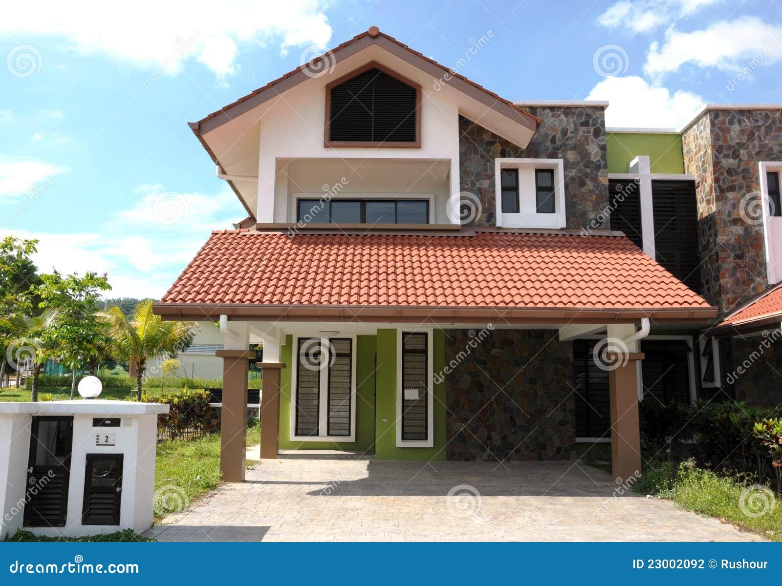 Semi Losgemaakt Huis