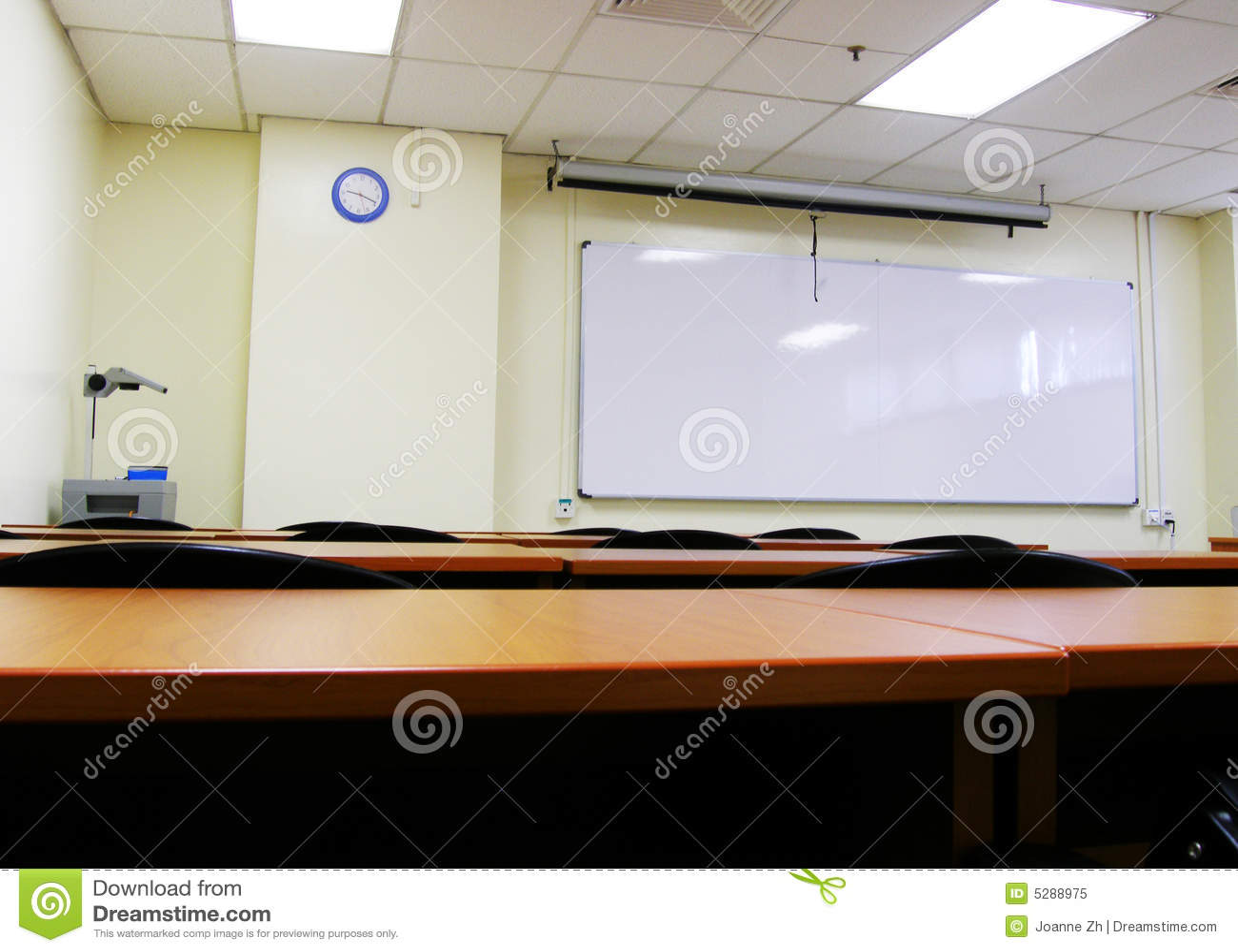 Seminar Room Set Up Royalty Free Stock Photo Image 5288975