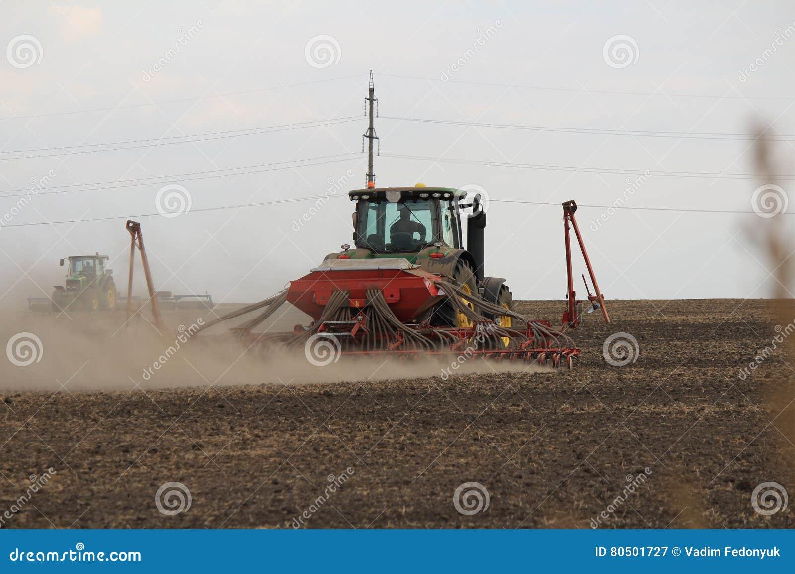 Seminatrice di commercio nel settore agricolo