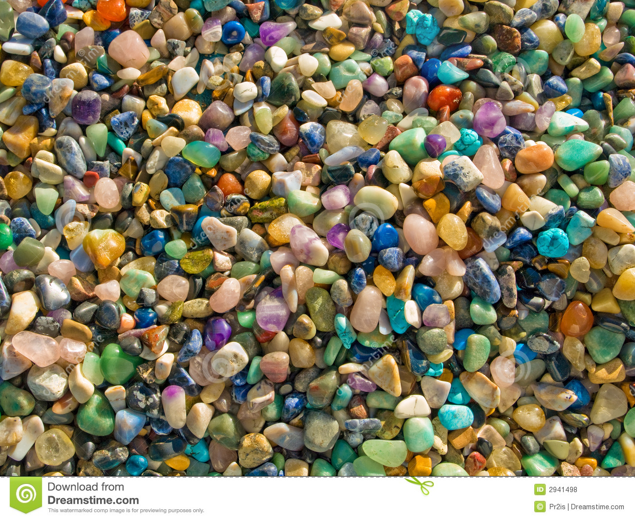 Semiprecious Stones Background Royalty Free Stock Photos - Image ...