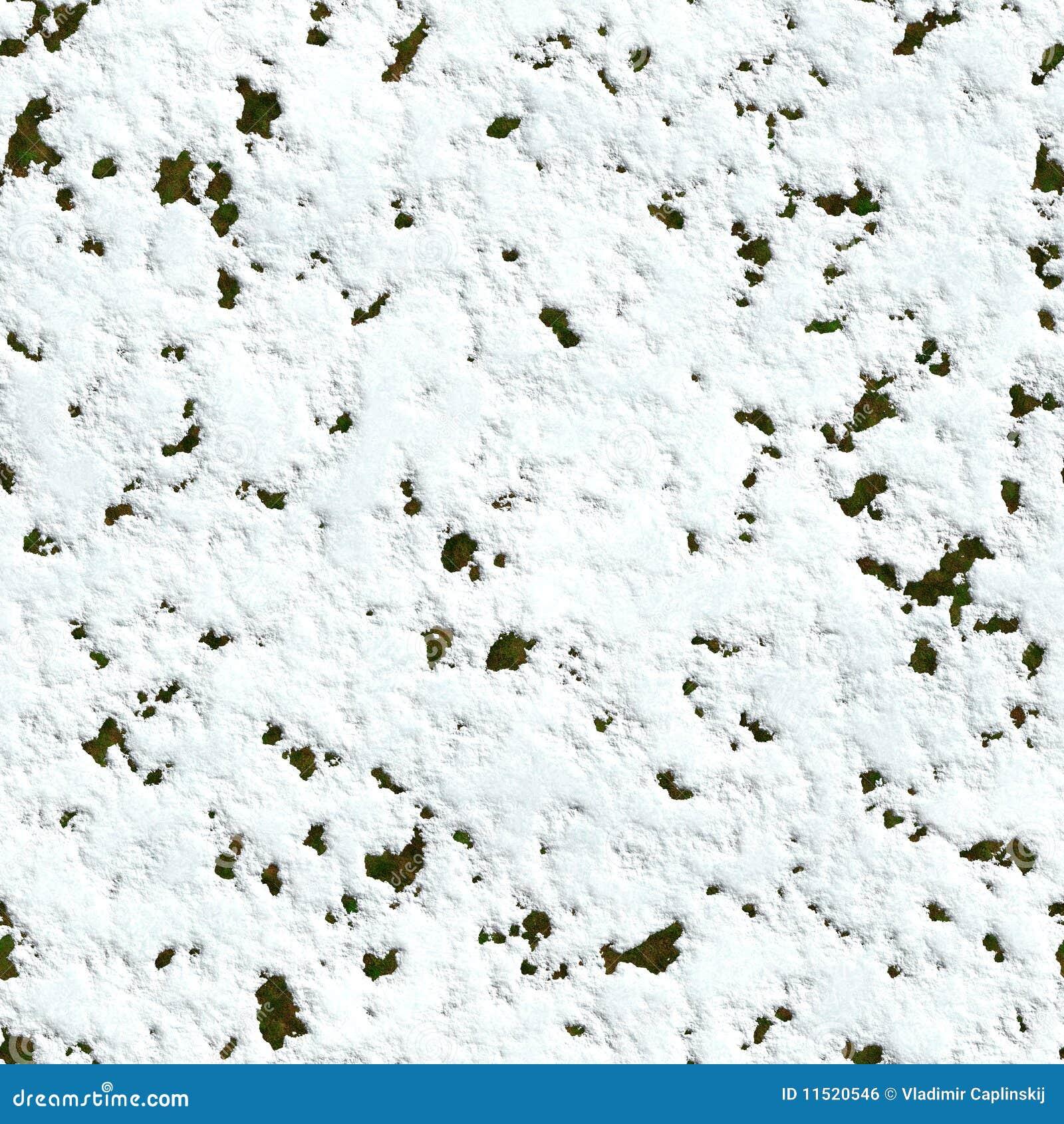 Semless snowdrift