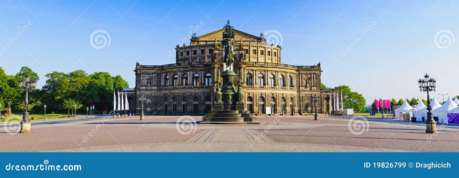 Semperoper Dresden, Alemania