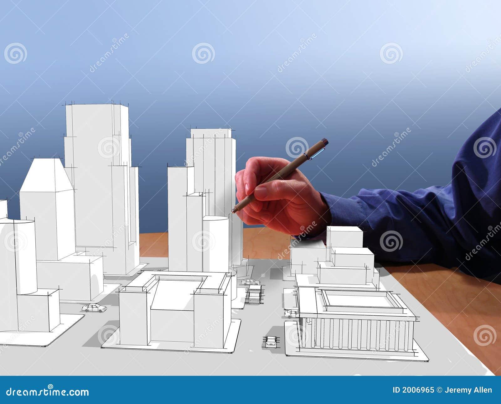 Sen jest architektem