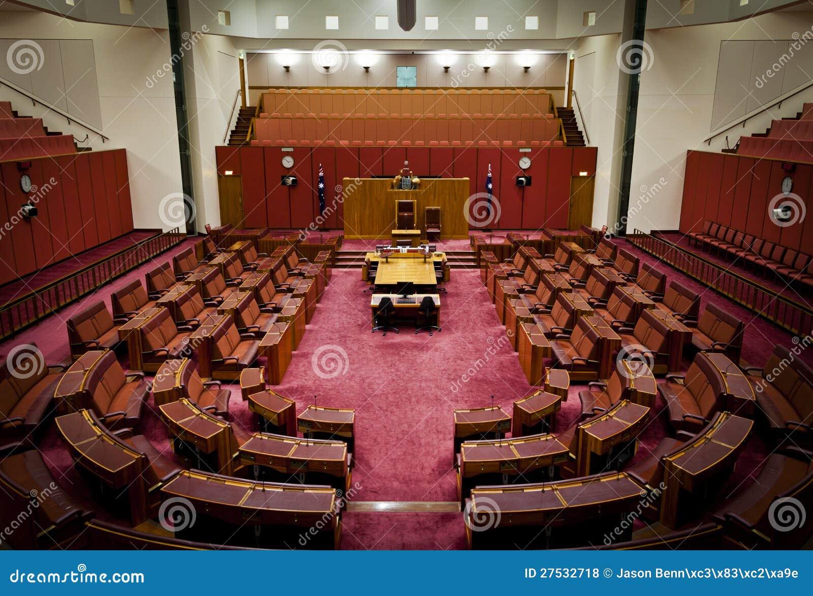 Senado australiano