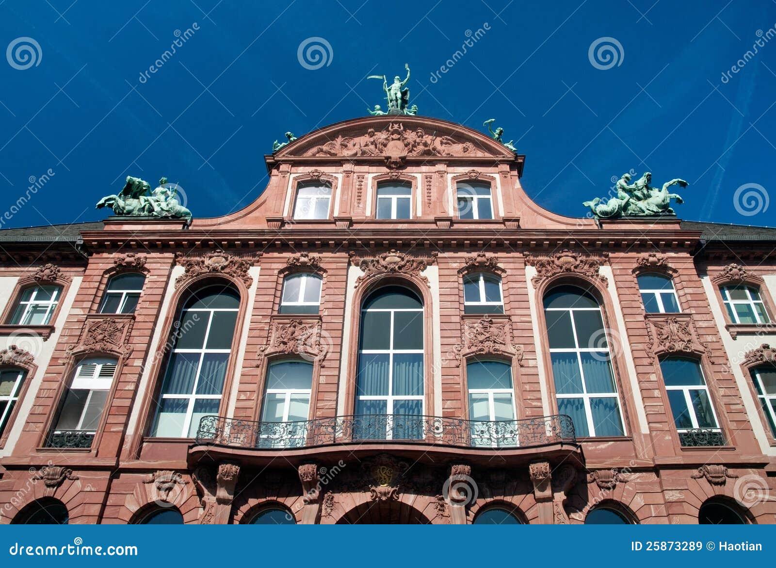 Senckenberg museum royalty free stock images image 25873289 for Design museum frankfurt