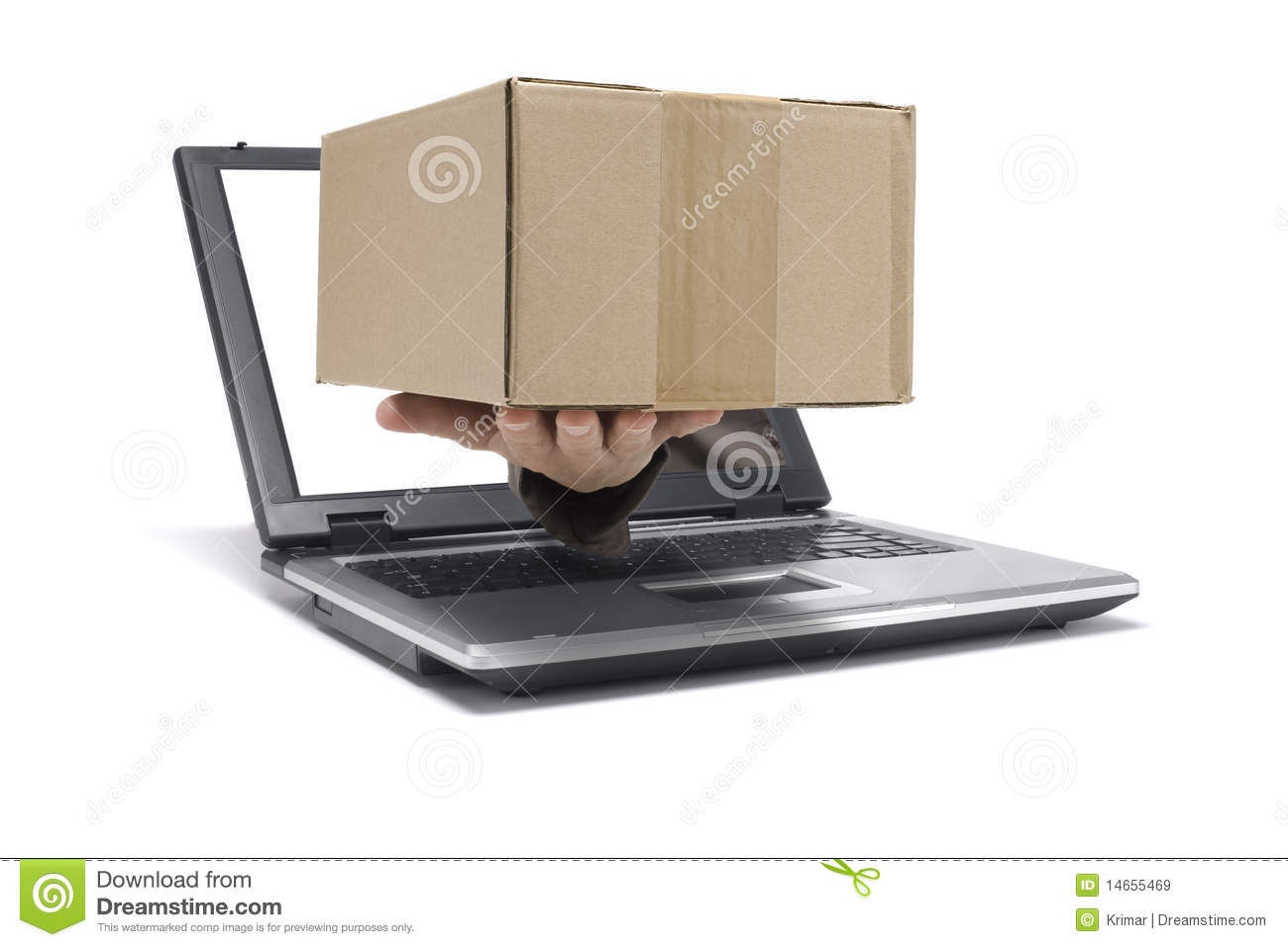Send a package