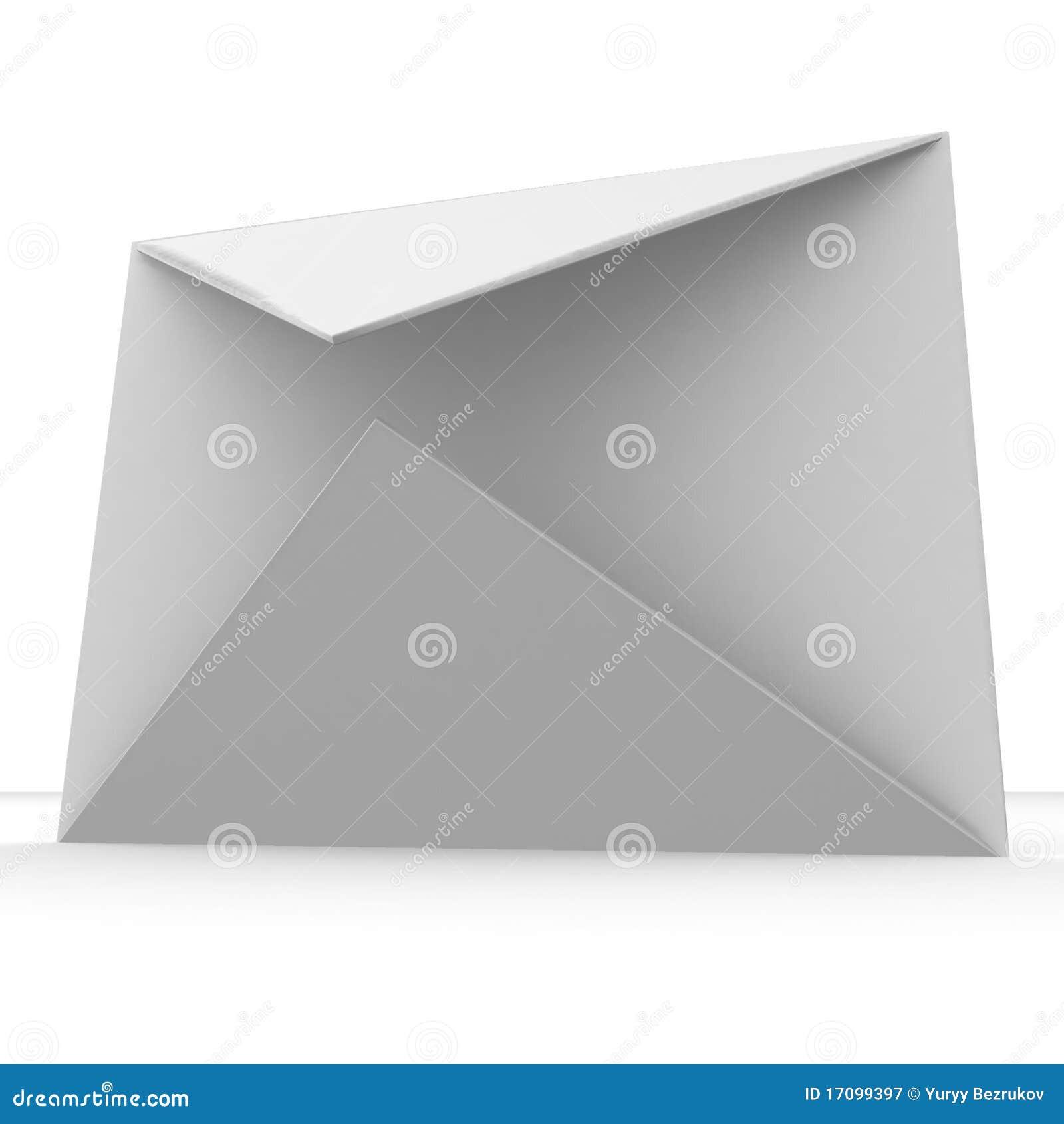 Sendender Umschlag