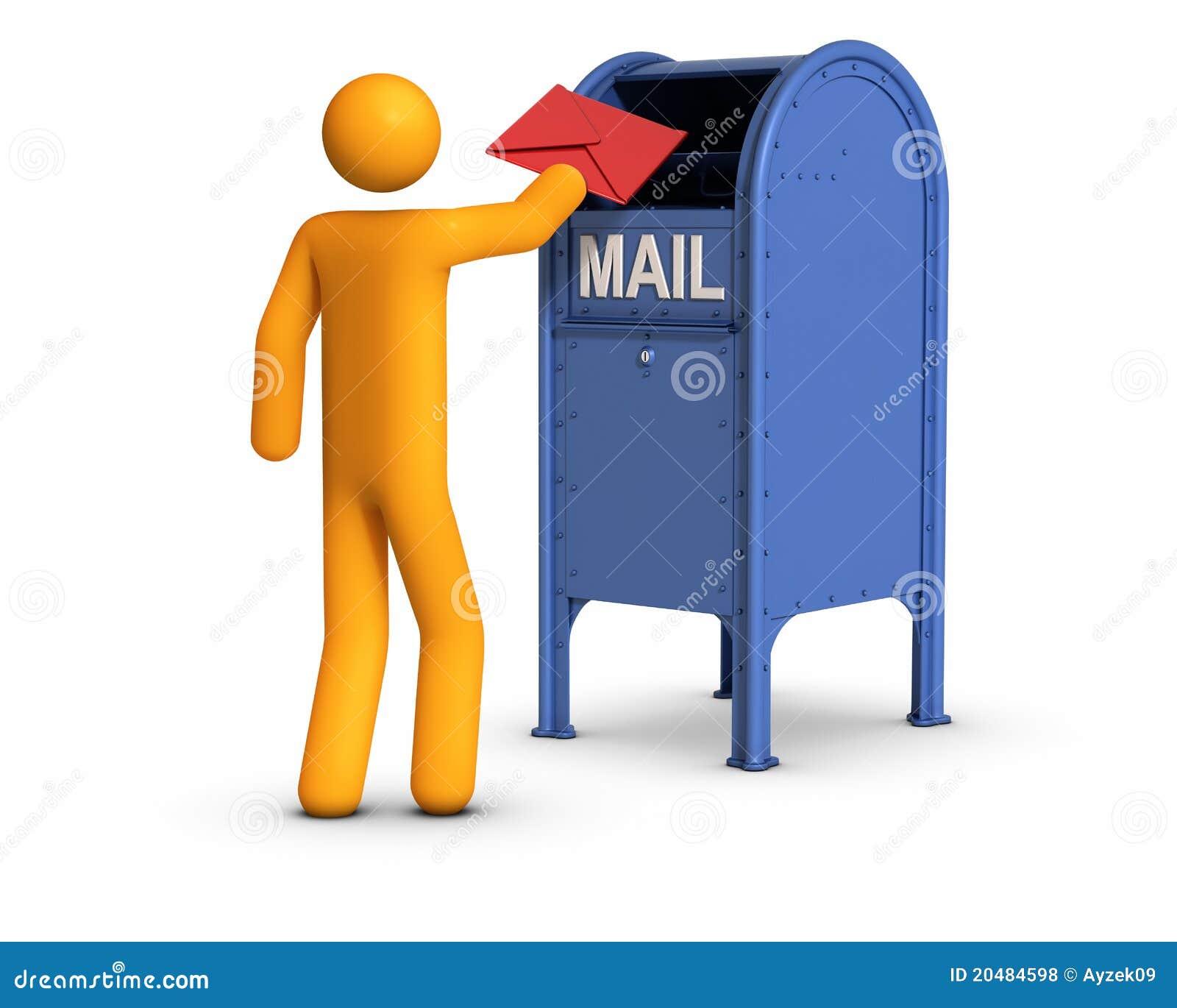 sending letter stock illustration illustration of mailbox clipart black and white free mailbox clip art free