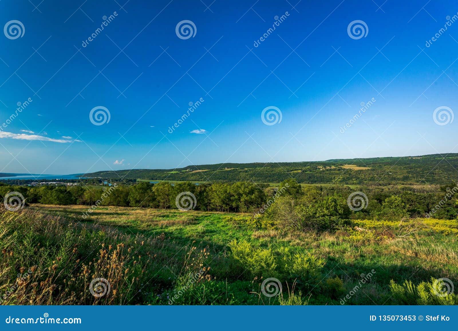Seneca jezioro