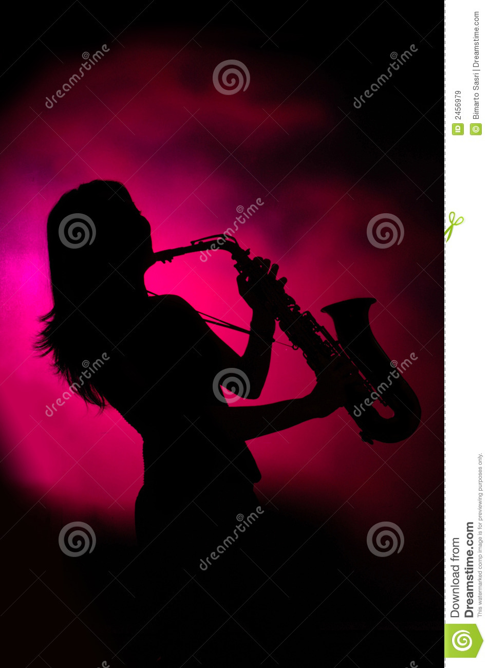 Senhora do jazz
