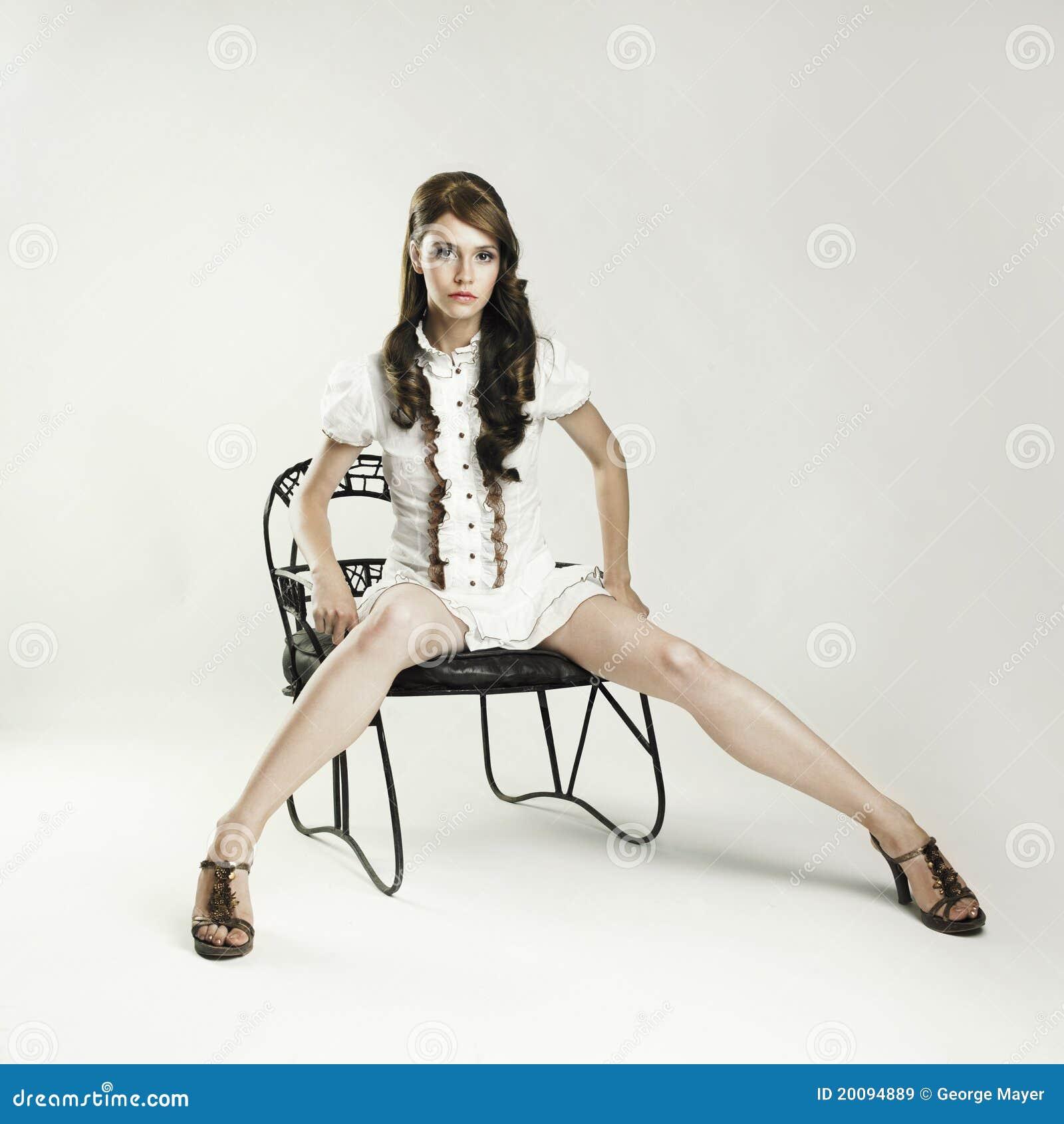 Senhora elegante