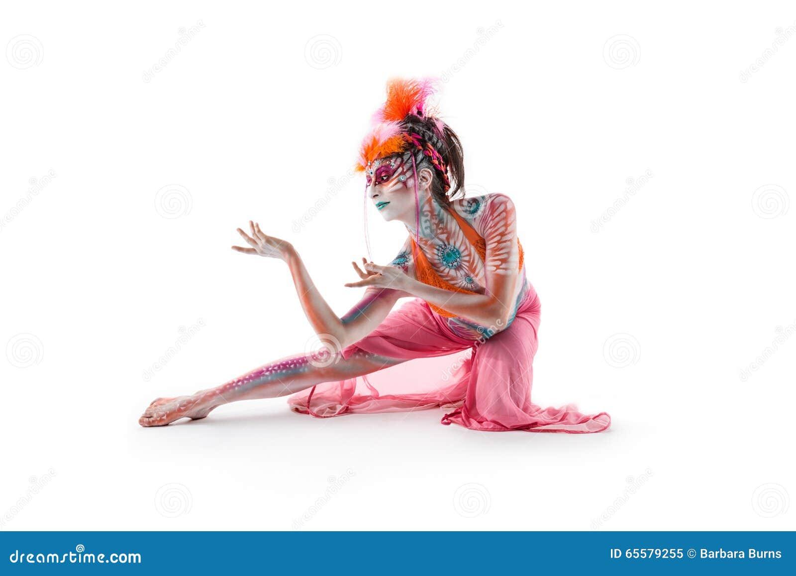 Senhora pintada BB144565