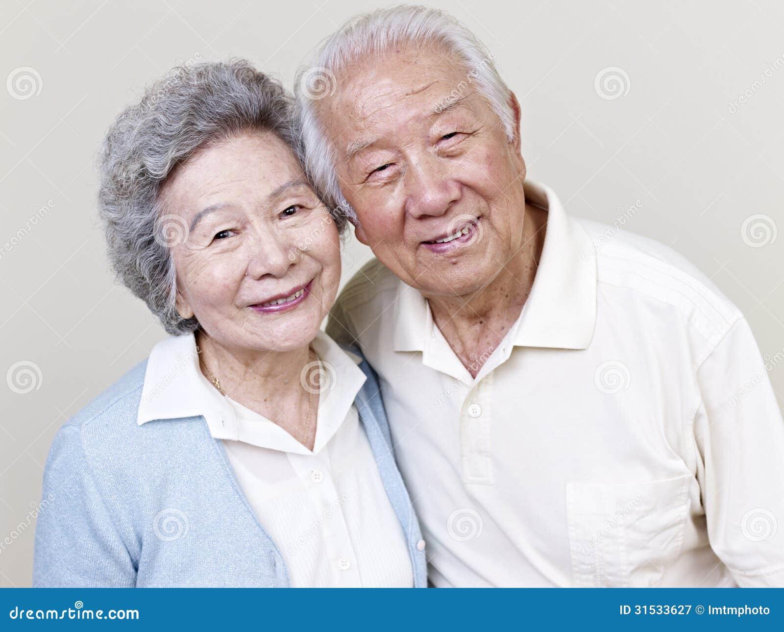 Elderly Asian 14