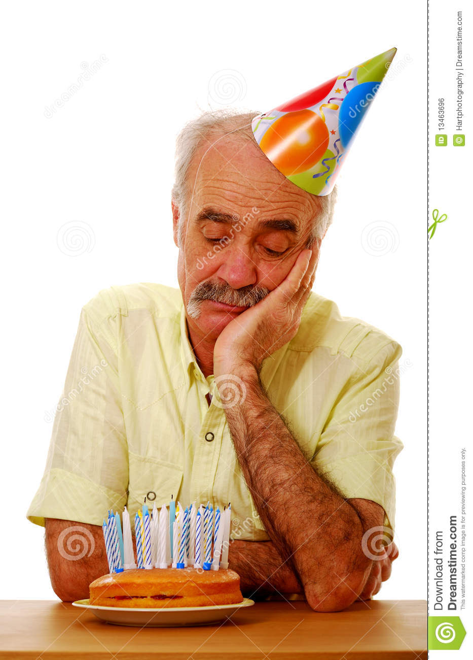 Senior Birthday Stock Photo Image Of Retirement