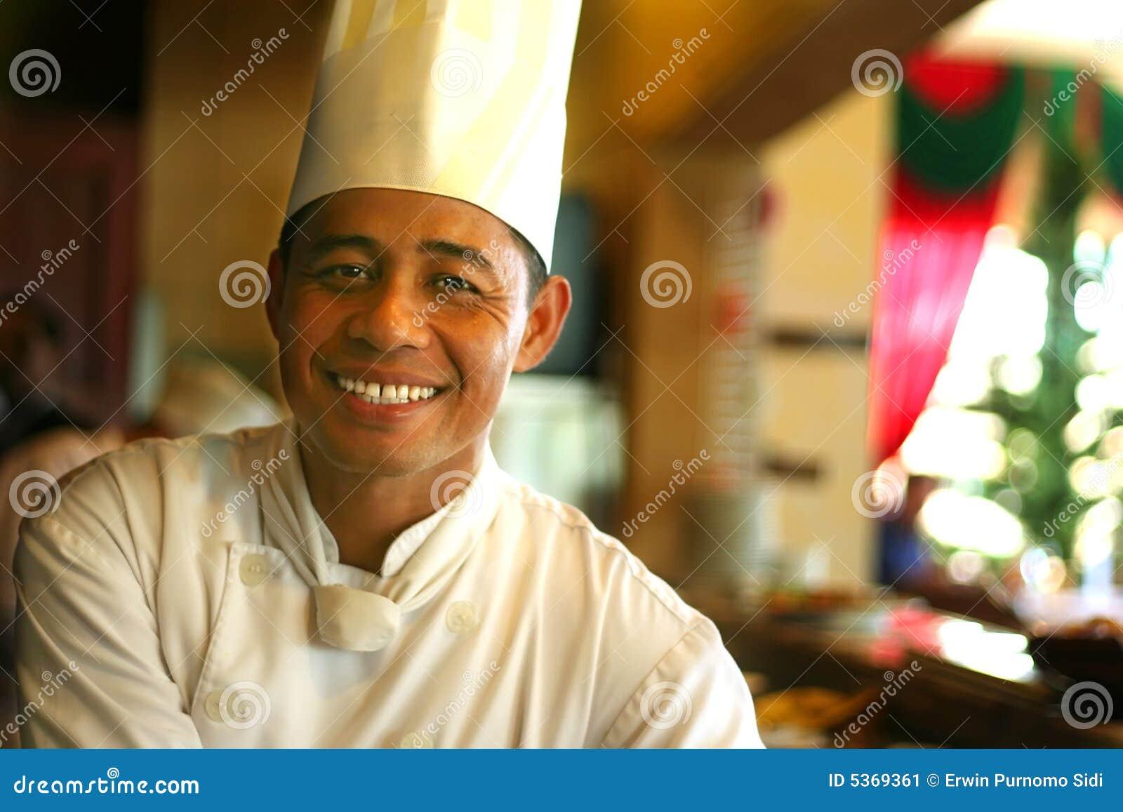 Senior chef