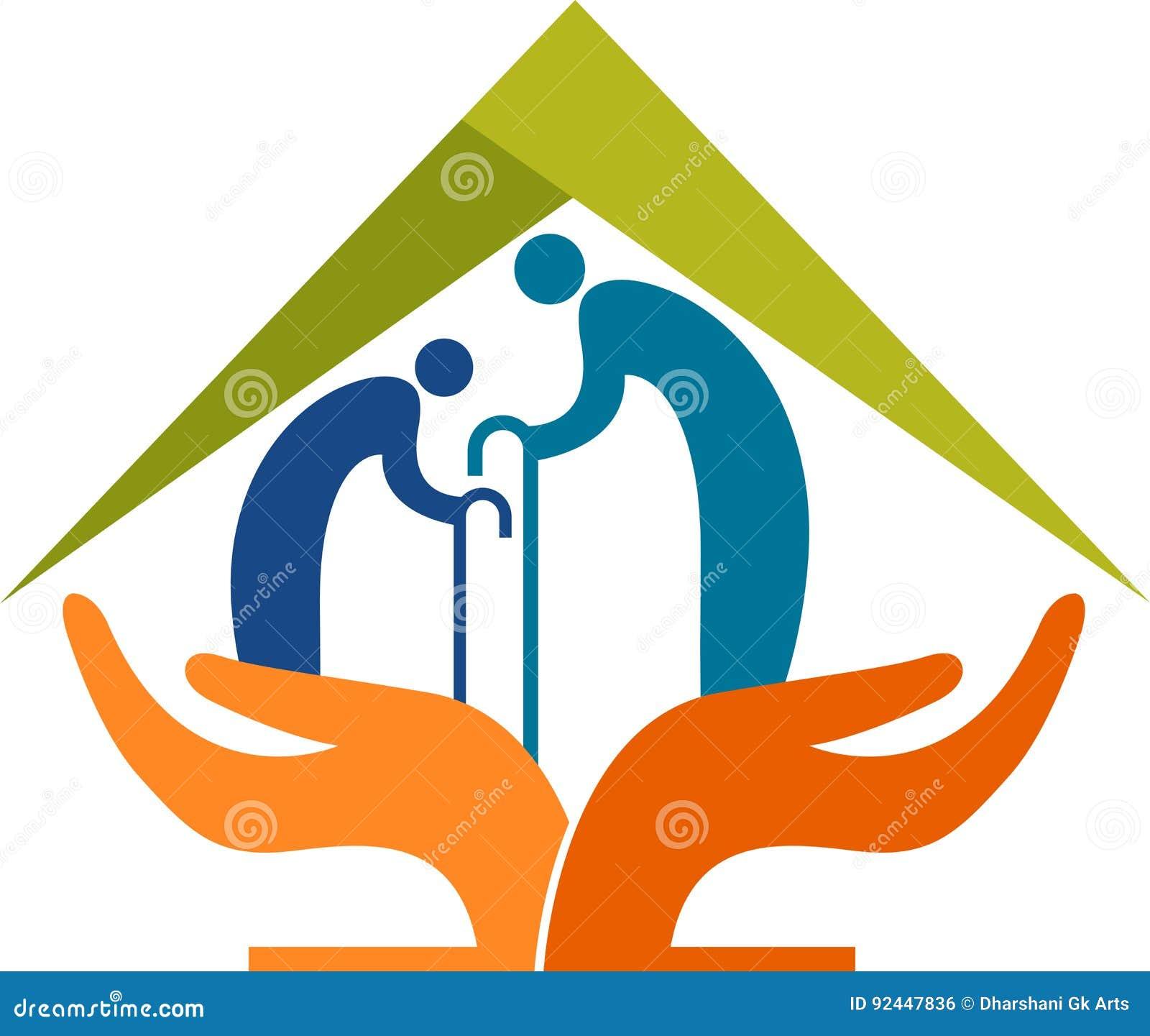 Home Design Ideas For The Elderly: Senior Citizen Stock Illustrations
