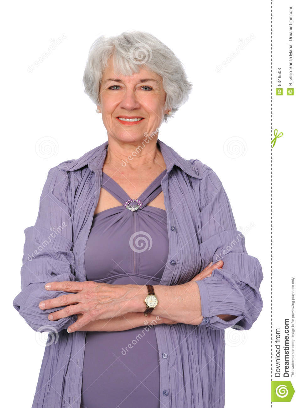 Senior Citizen Woman Stock Image Image Of Retirement