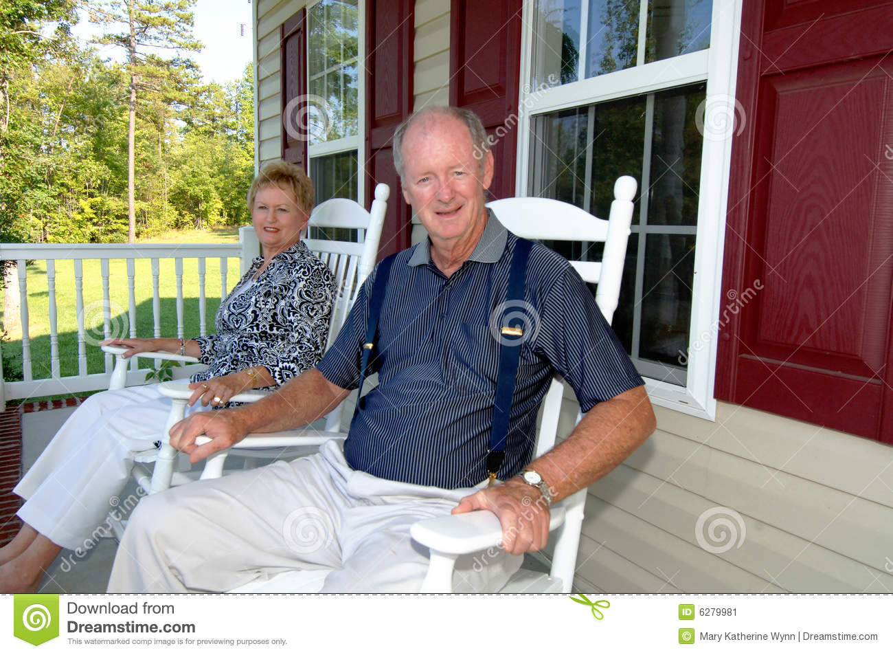 front porch couple that apology from