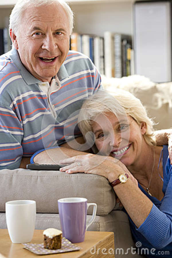 Older Adults Dating