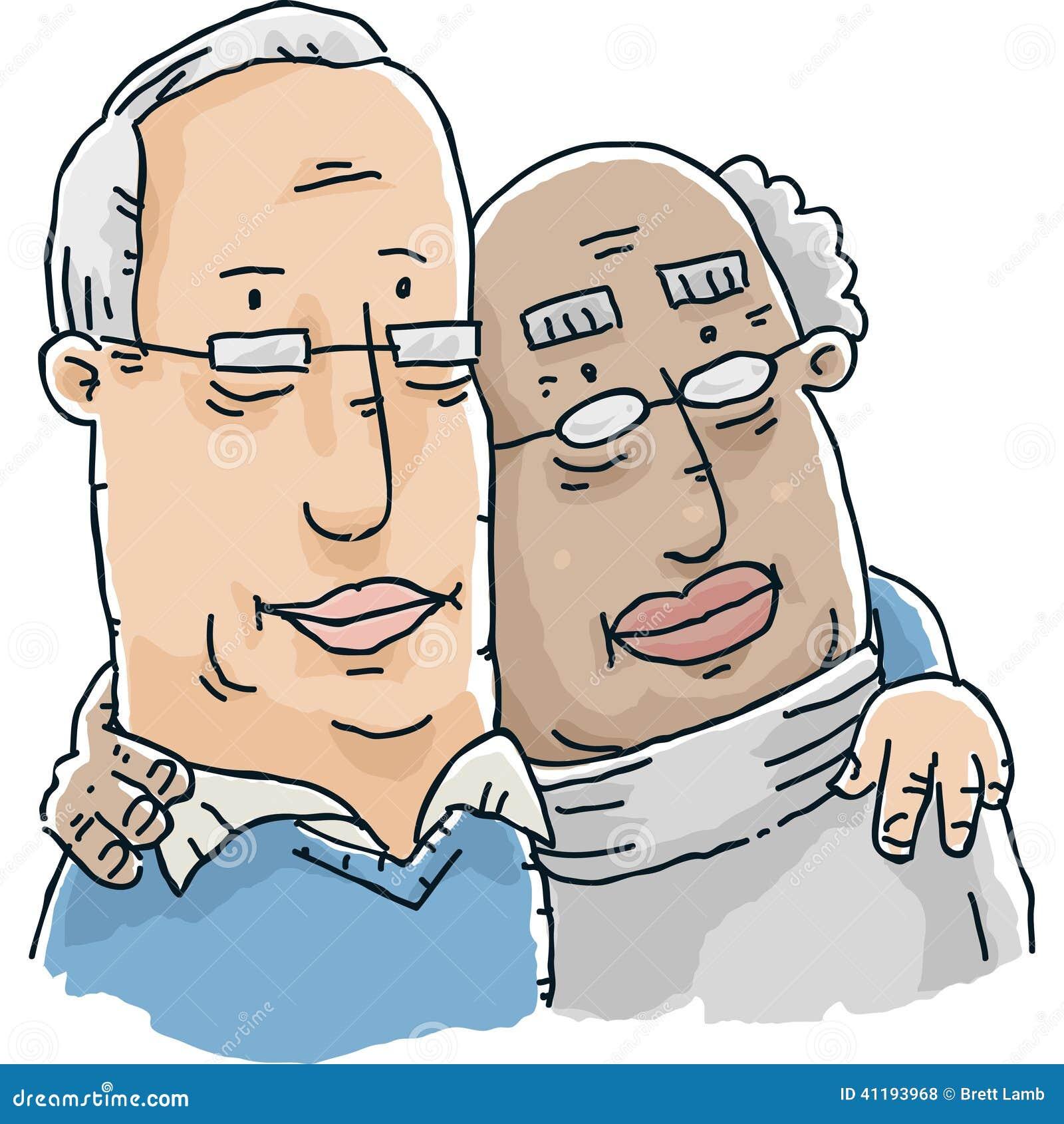 ältere gays