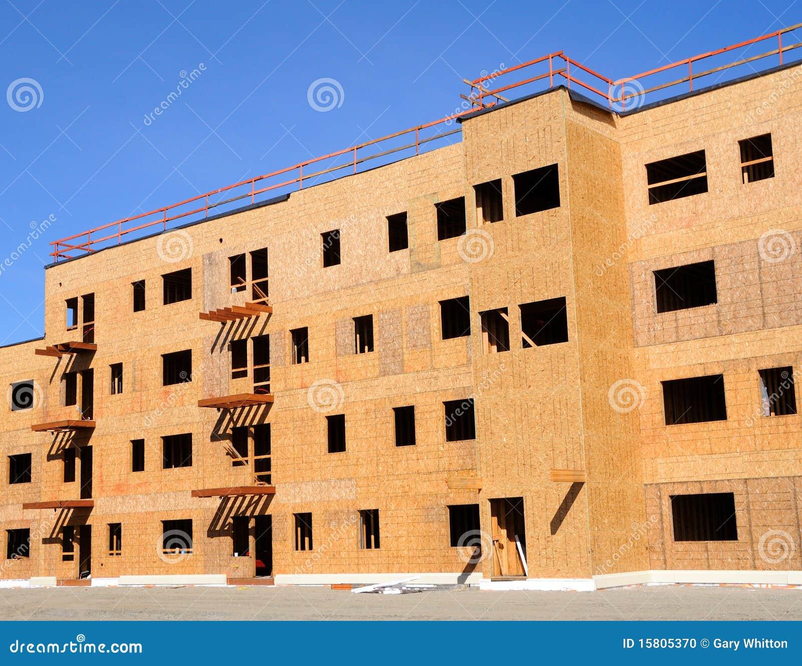 Senior Housing Apartments Stock Photo. Image Of Units