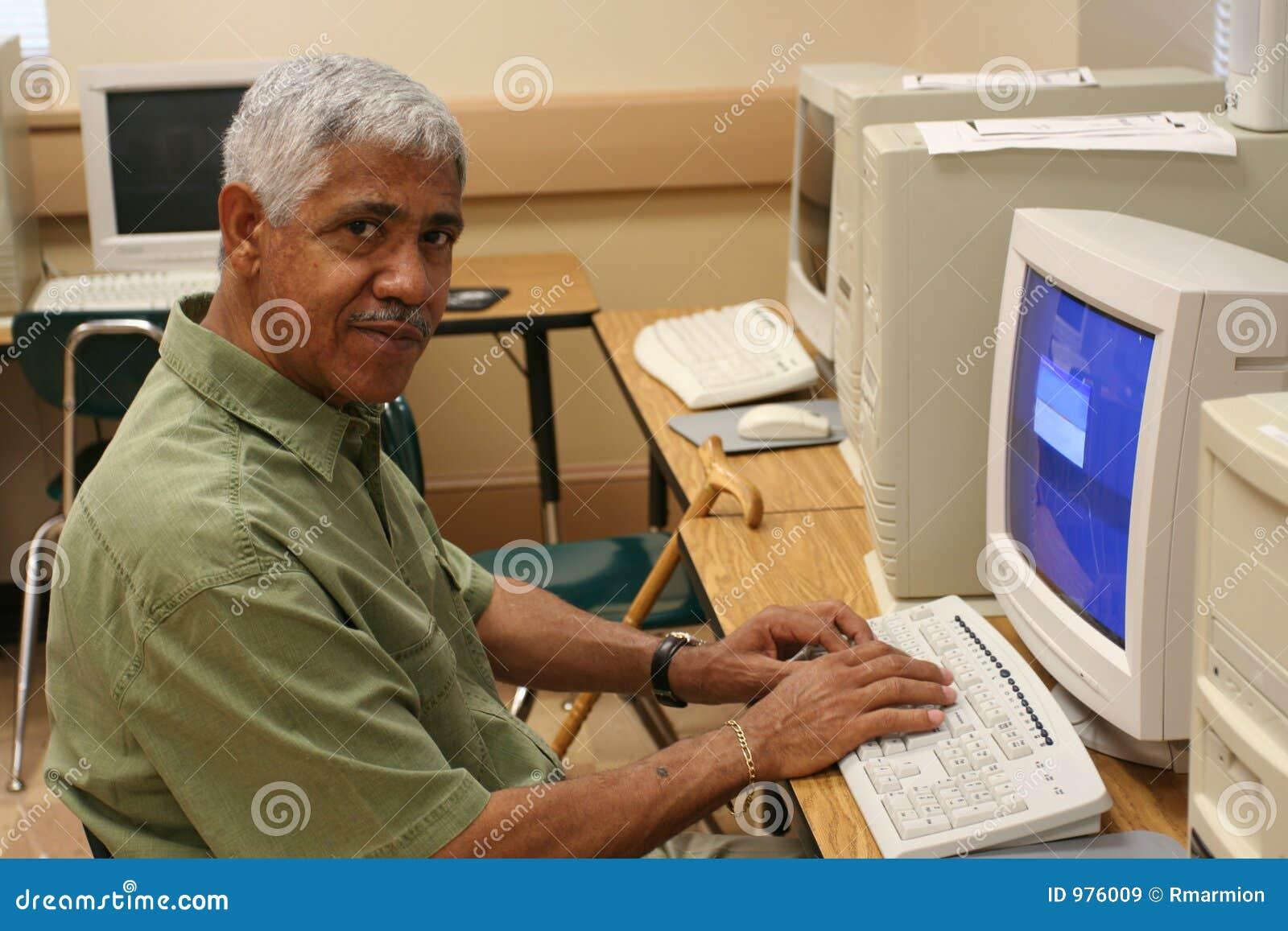 Senior Learning Computer