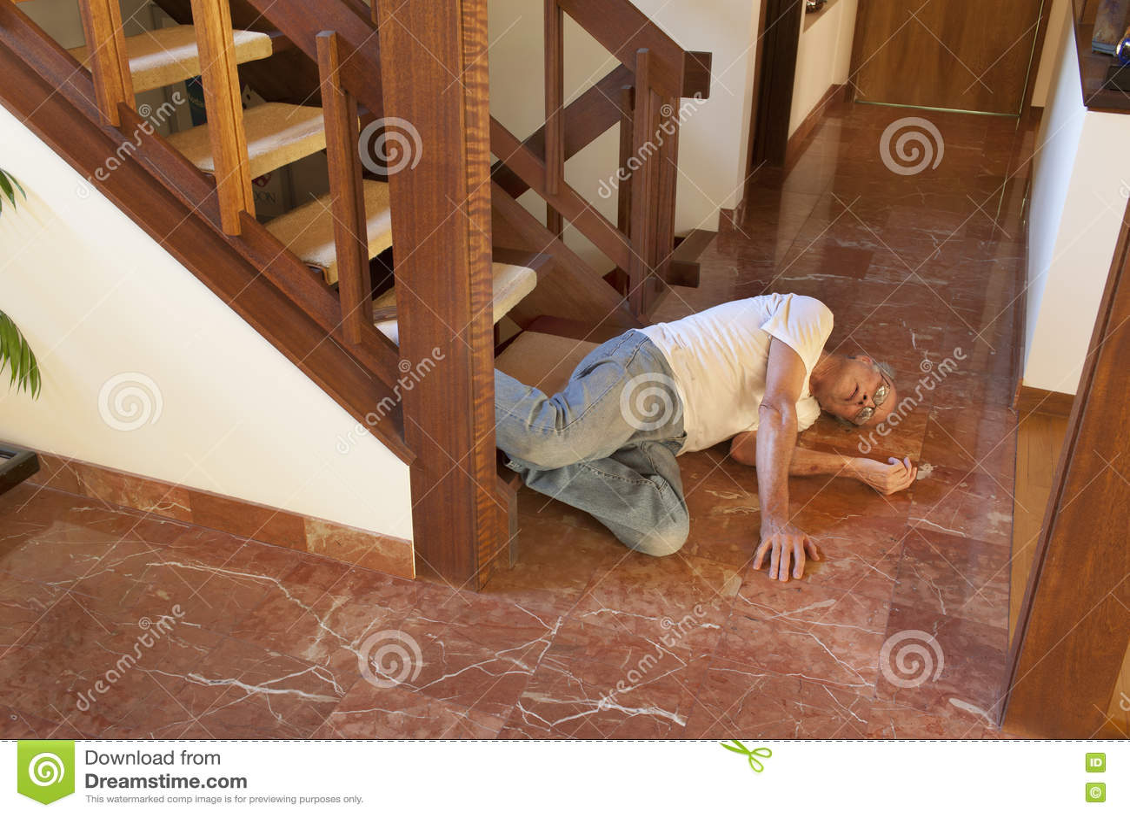 I fell down on the floor thefloors co for Down floor