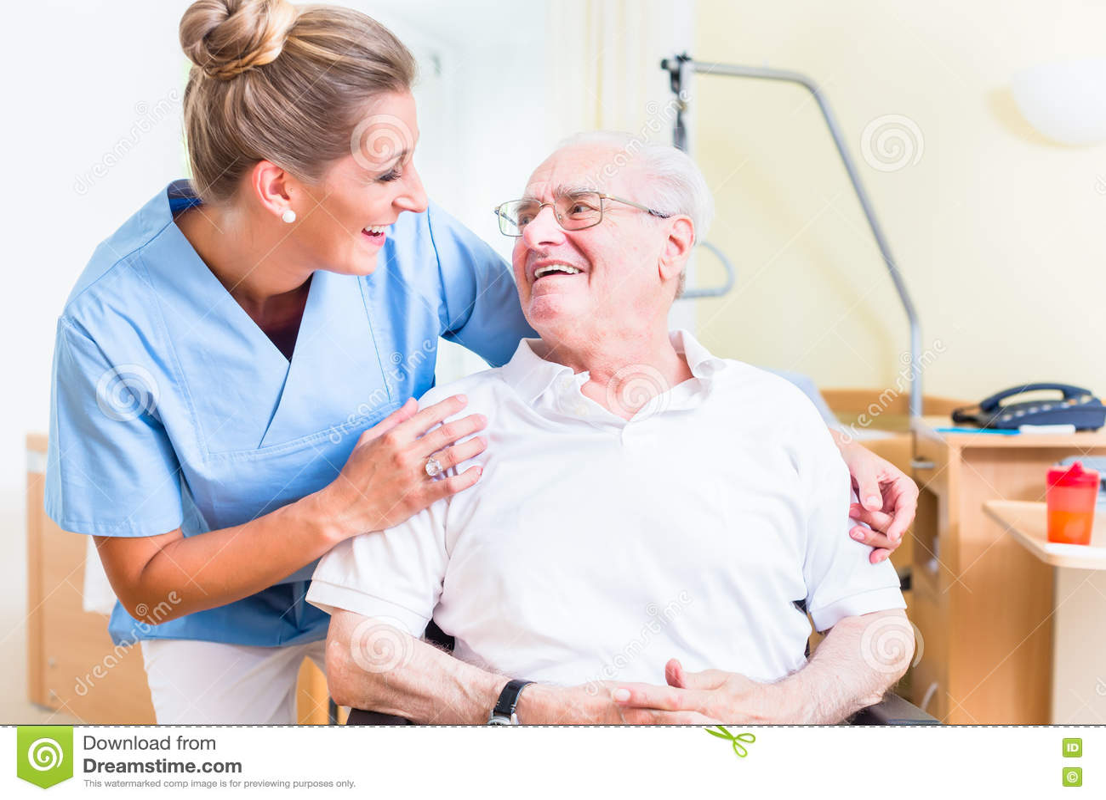 Old man care home horny senior bruce spots 7