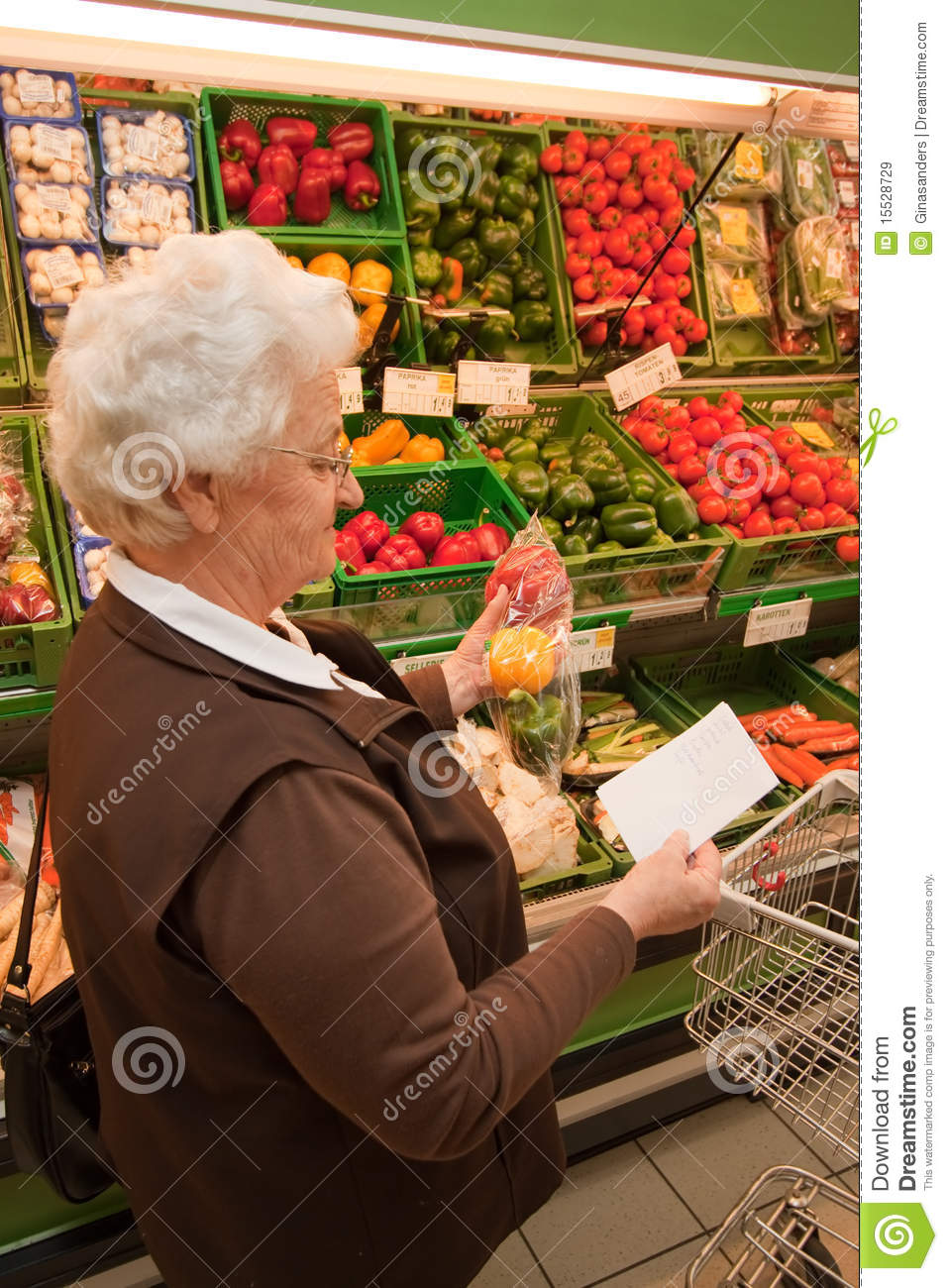 Grocery Buyer For Health Food Store