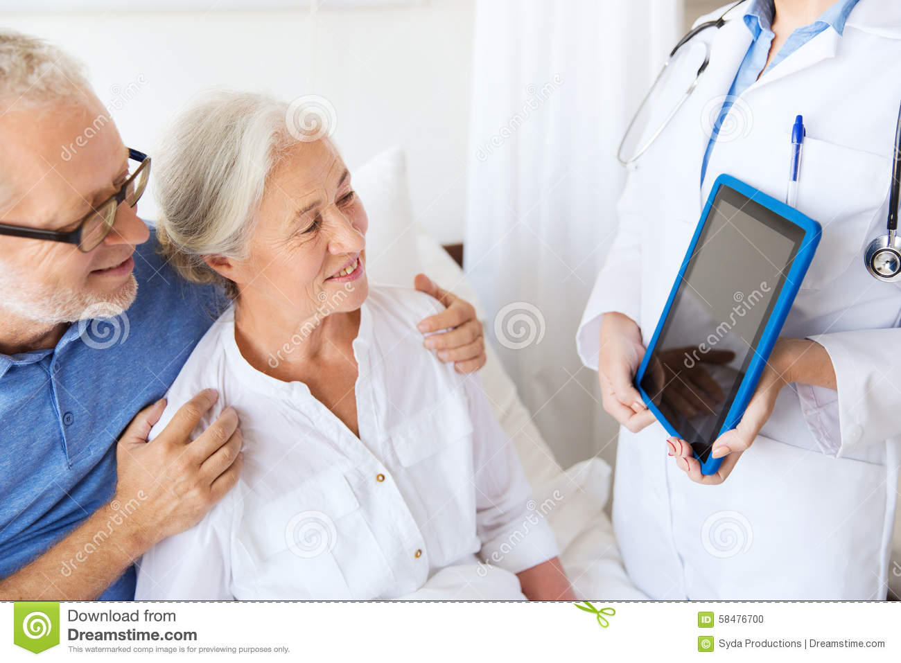 senior woman and doctor with tablet pc at hospital stock wheelchair clipart transparent wheelchair clipart equal housing