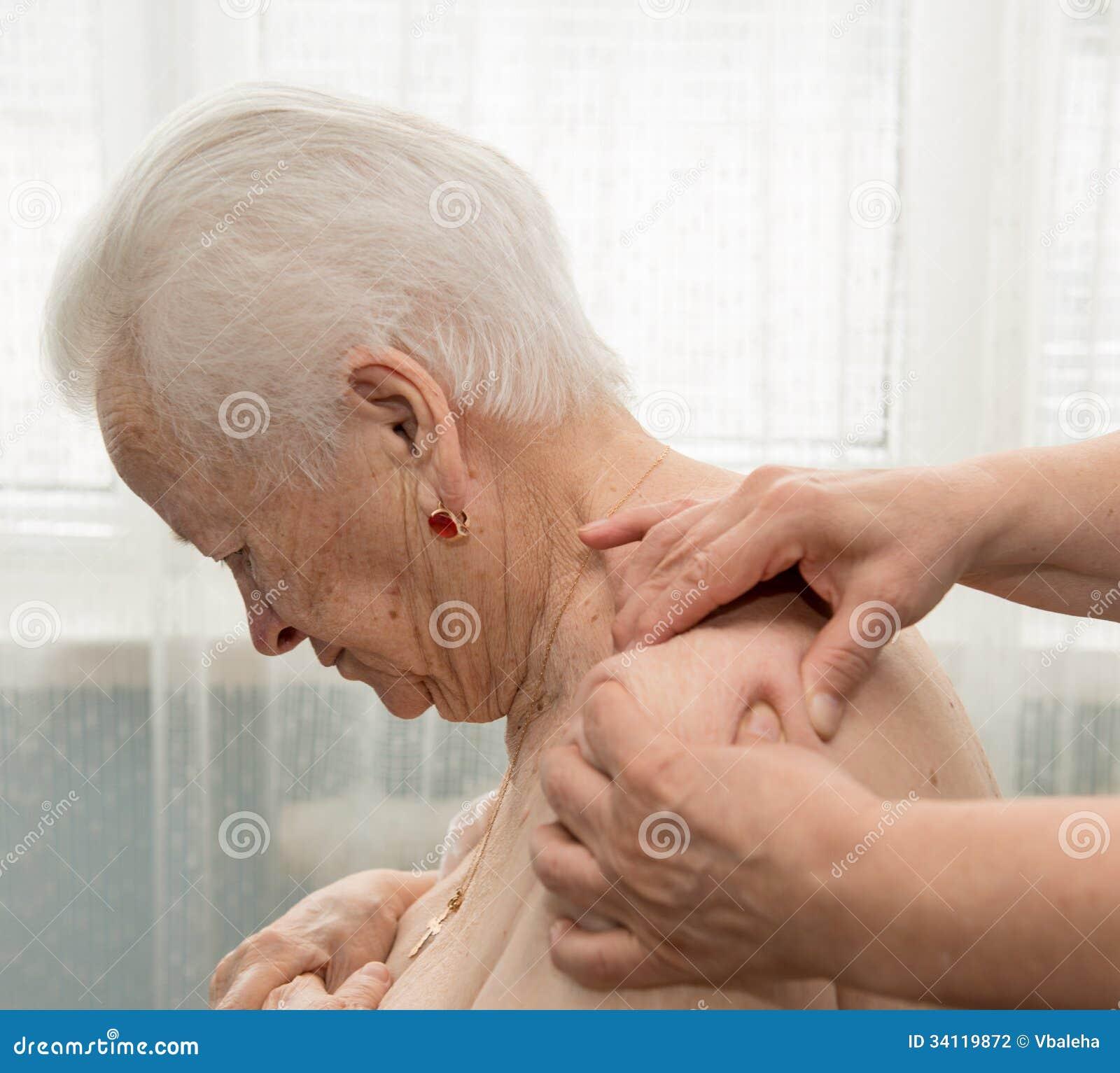 Nude m2m massage