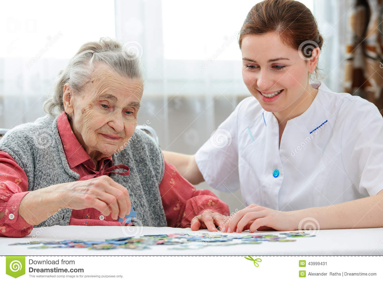how to find in home elder care
