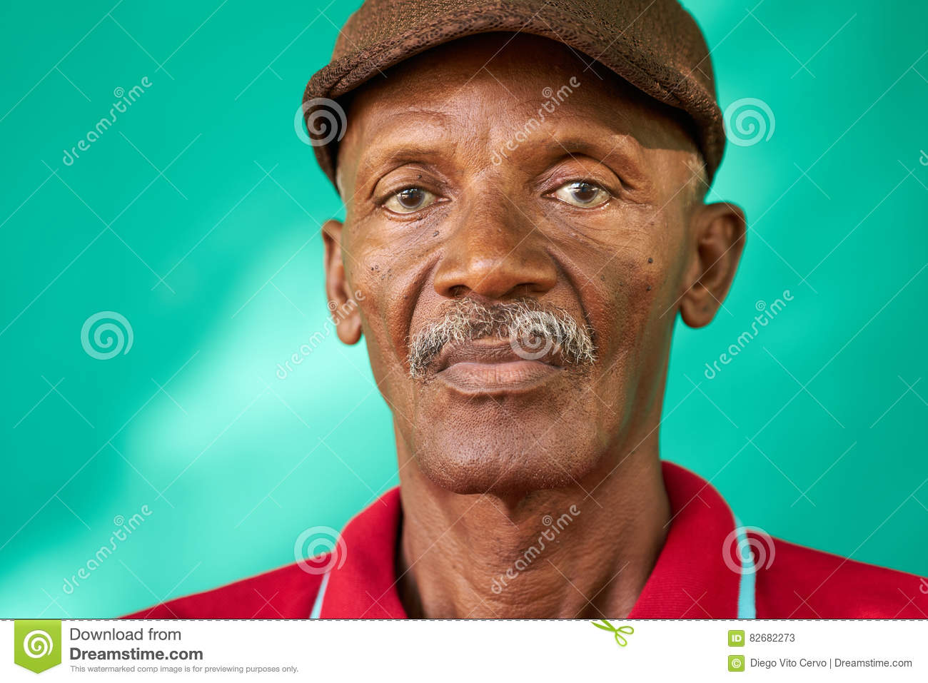 Pictures of old black people