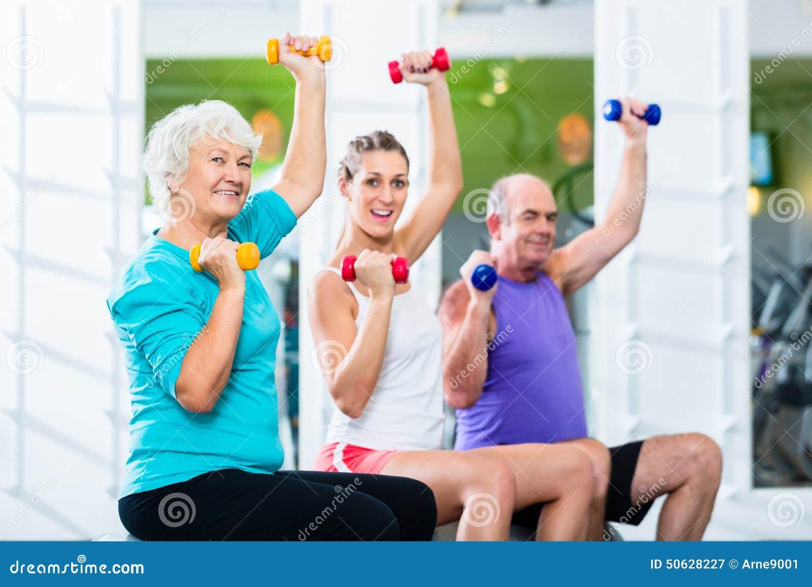 Gym For Seniors