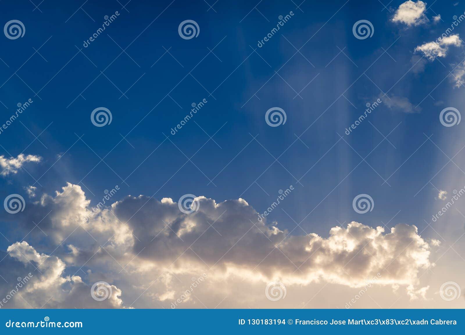 Sensation dans le ciel