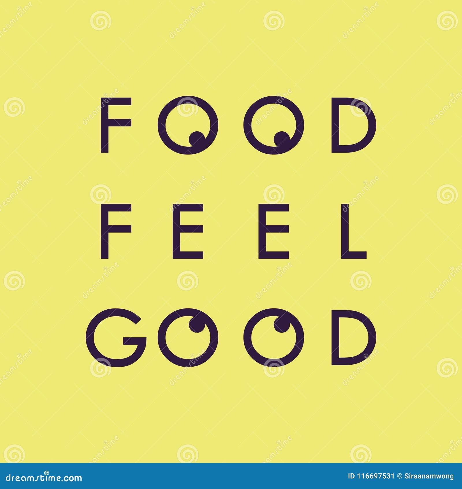 Sensation de nourriture bonne