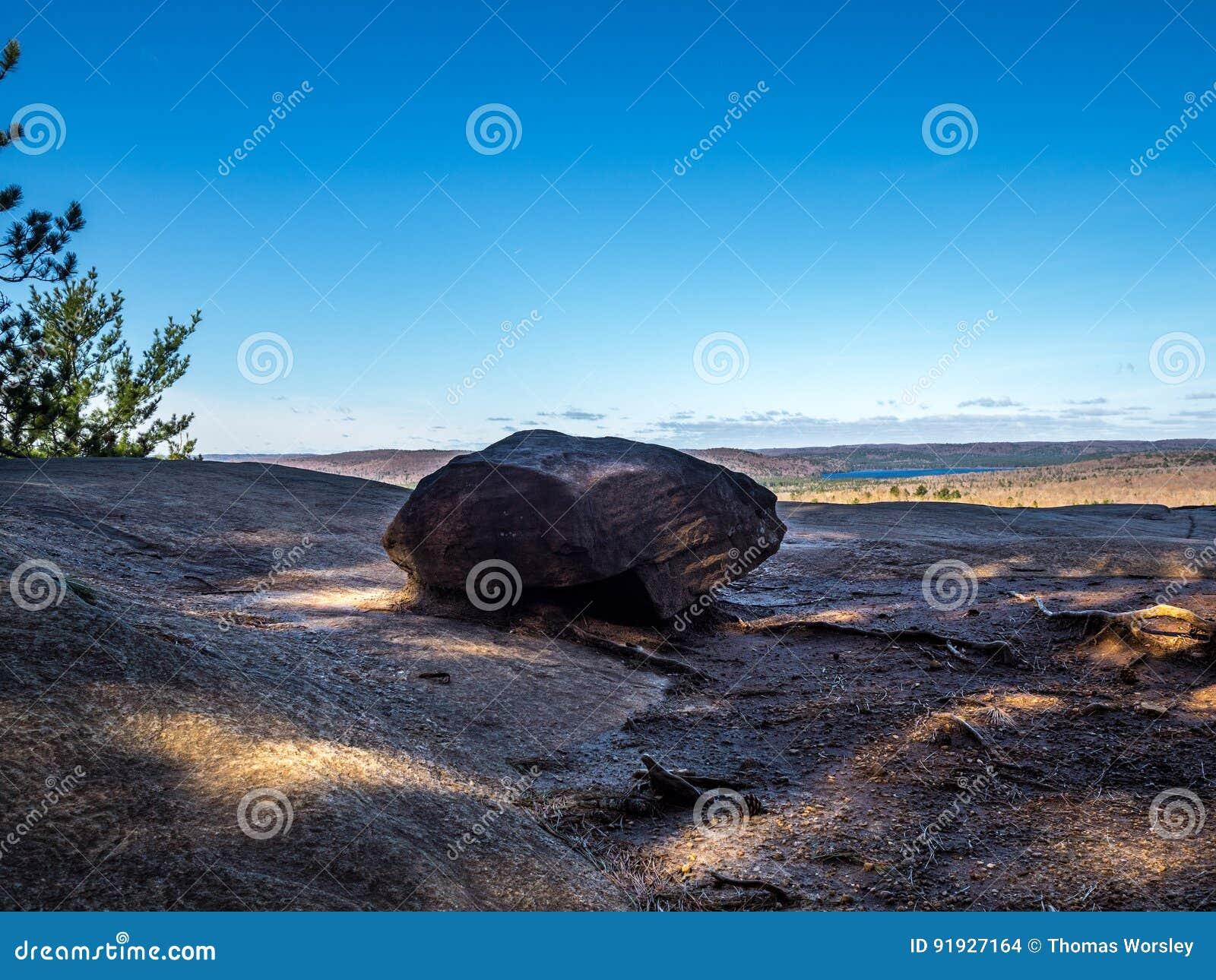 Sentier de randonnée d algonquin