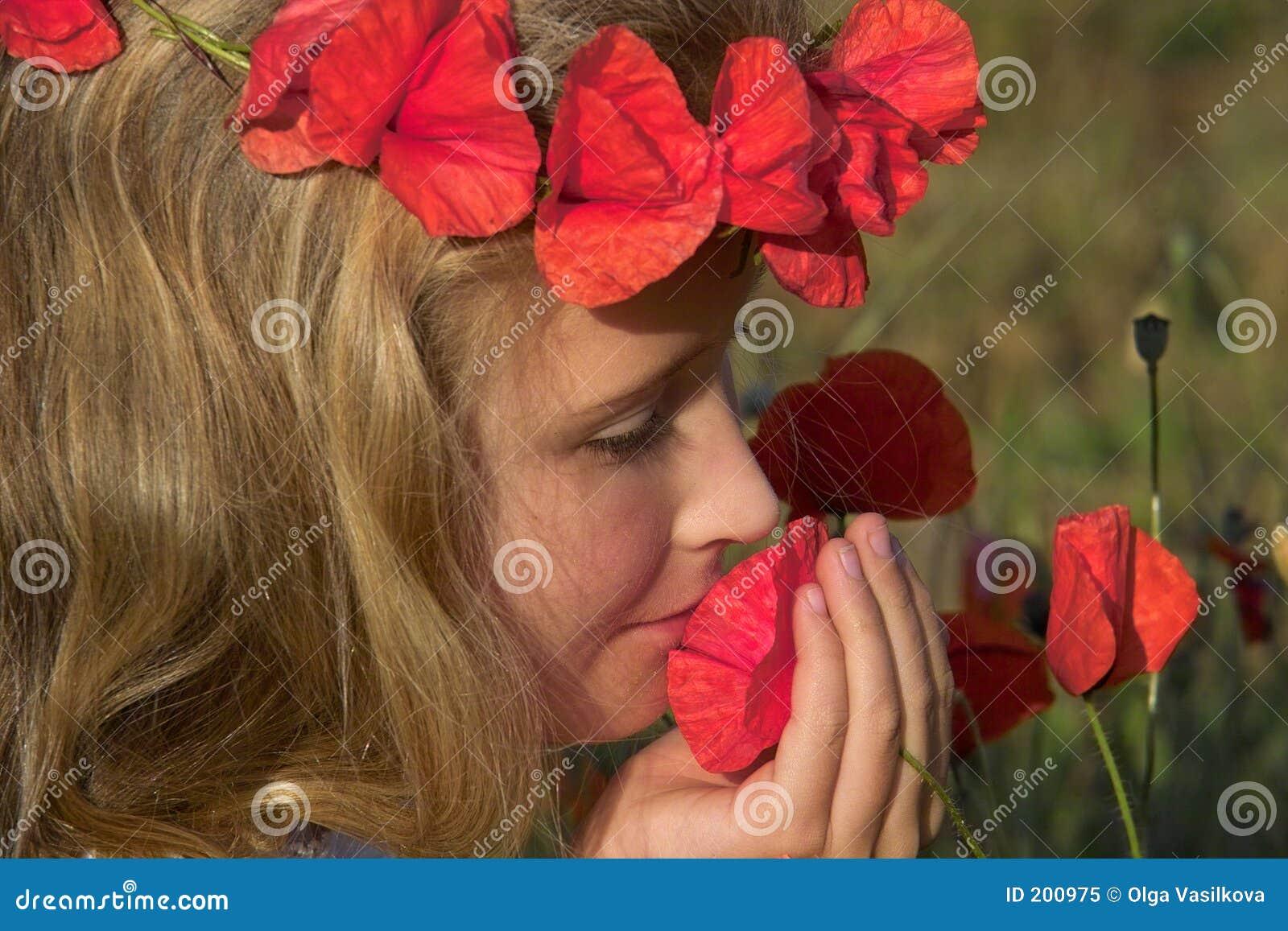 Sentire l odore dei papaveri