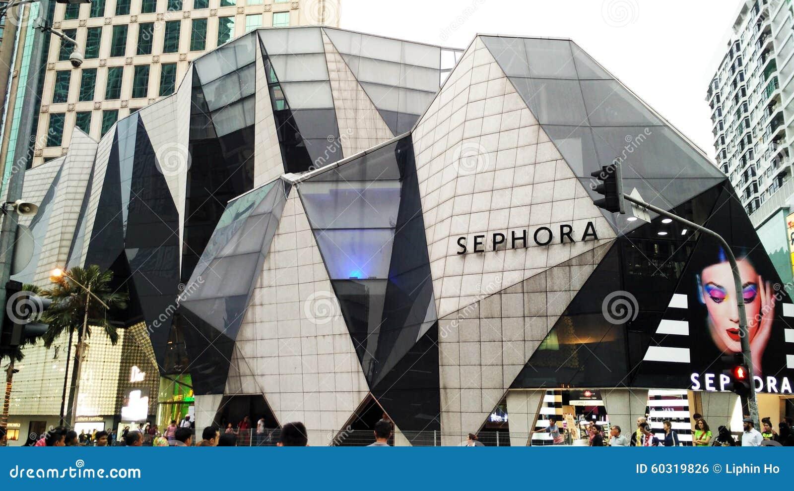 Sephora Malaysia at Bukit Bintang, Kuala Lumpur : Hit or