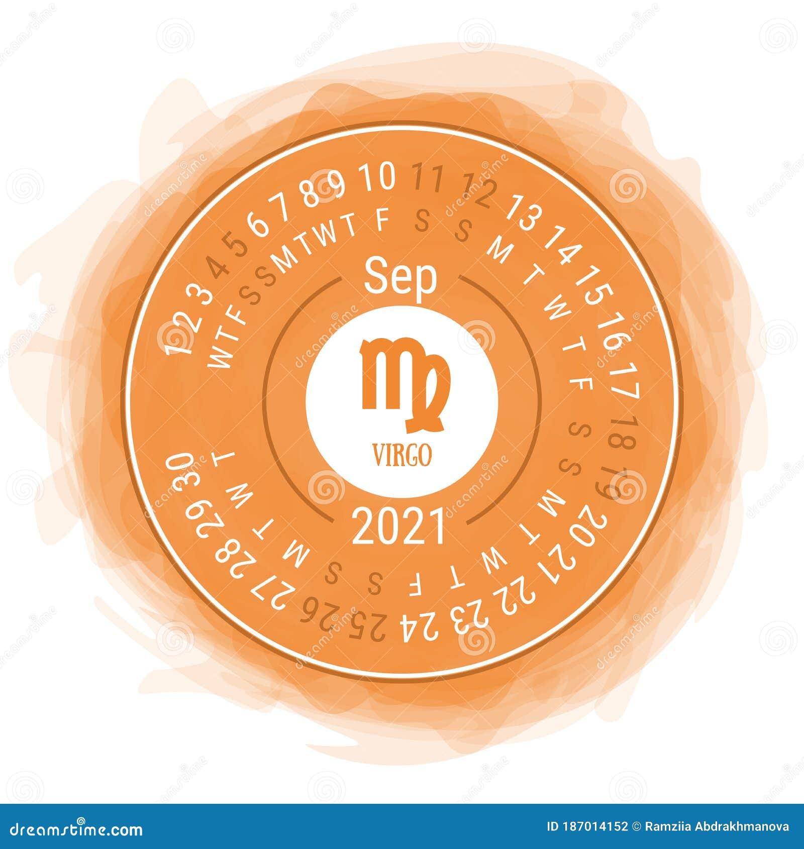 Virgo September 2021 Horoscope