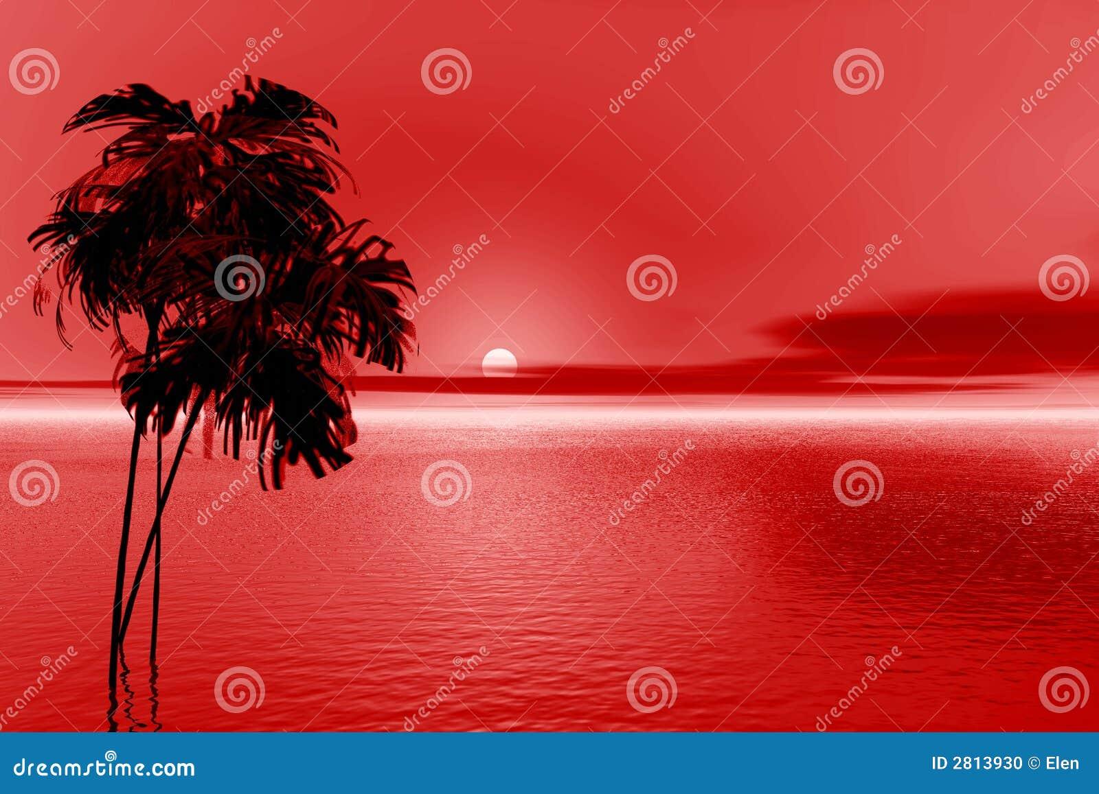 Sera rossa